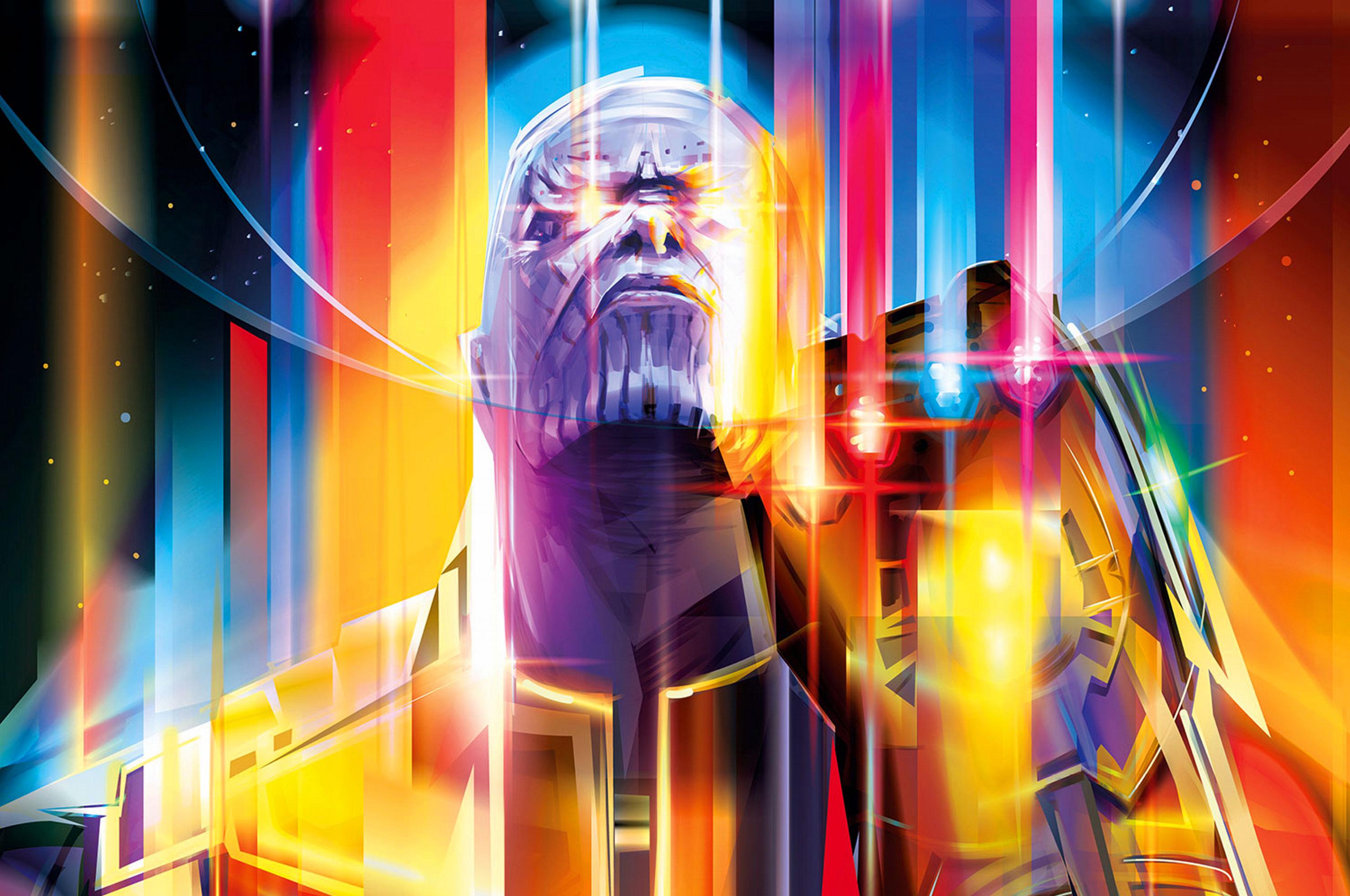 1280x2120 Thanos Avengers Infinity War 2018 Empire IPhone