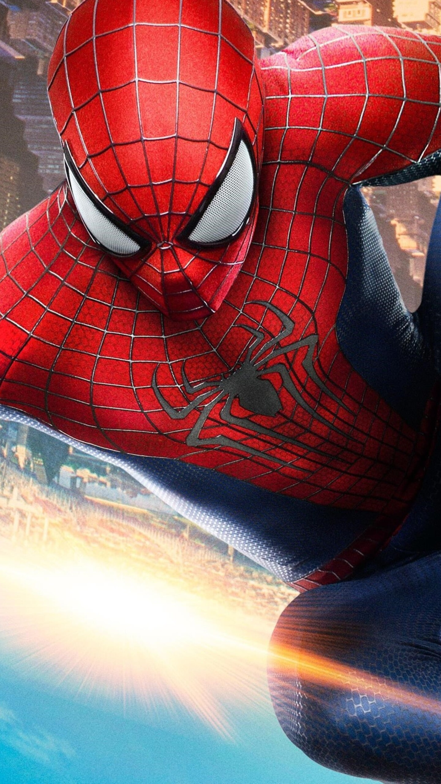1440x2560 the amazing spider man 2 samsung galaxy s6 s7 - Spider hd images download ...