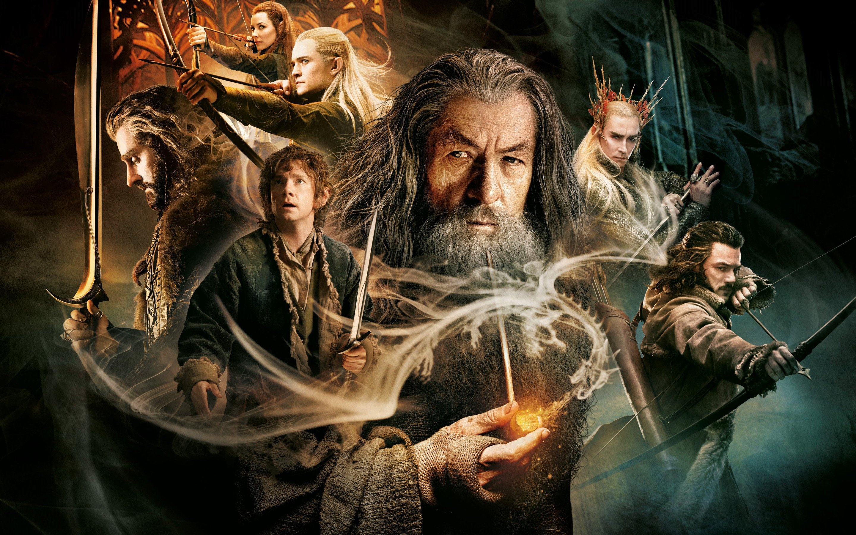 The Hobbit The Desolation Of Smaug, HD Movies, 4k ...