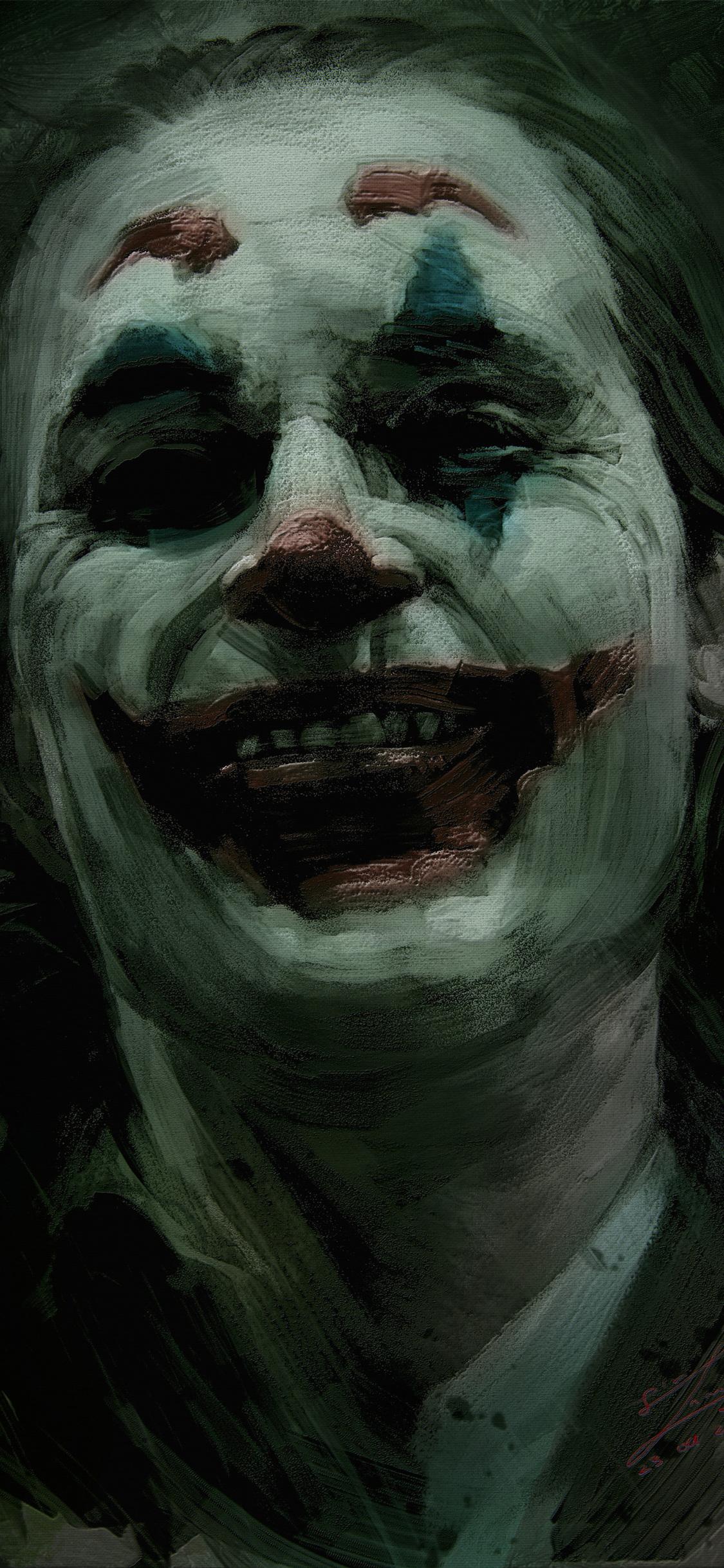 1125x2436 The Joker Joaquin Phoenix 2019 Iphone XS,Iphone ...