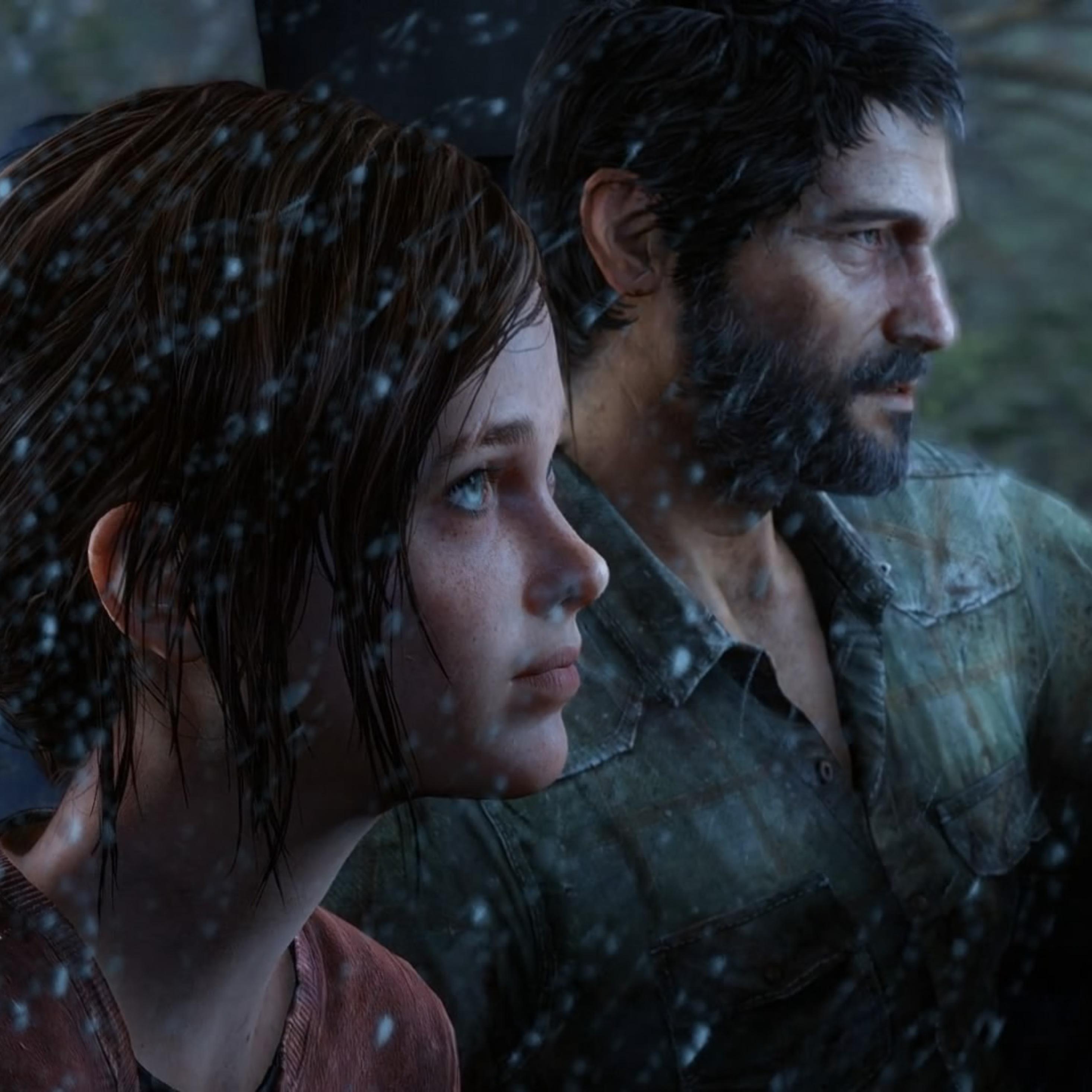 2932x2932 The Last Of Us 2017 Ipad Pro Retina Display HD