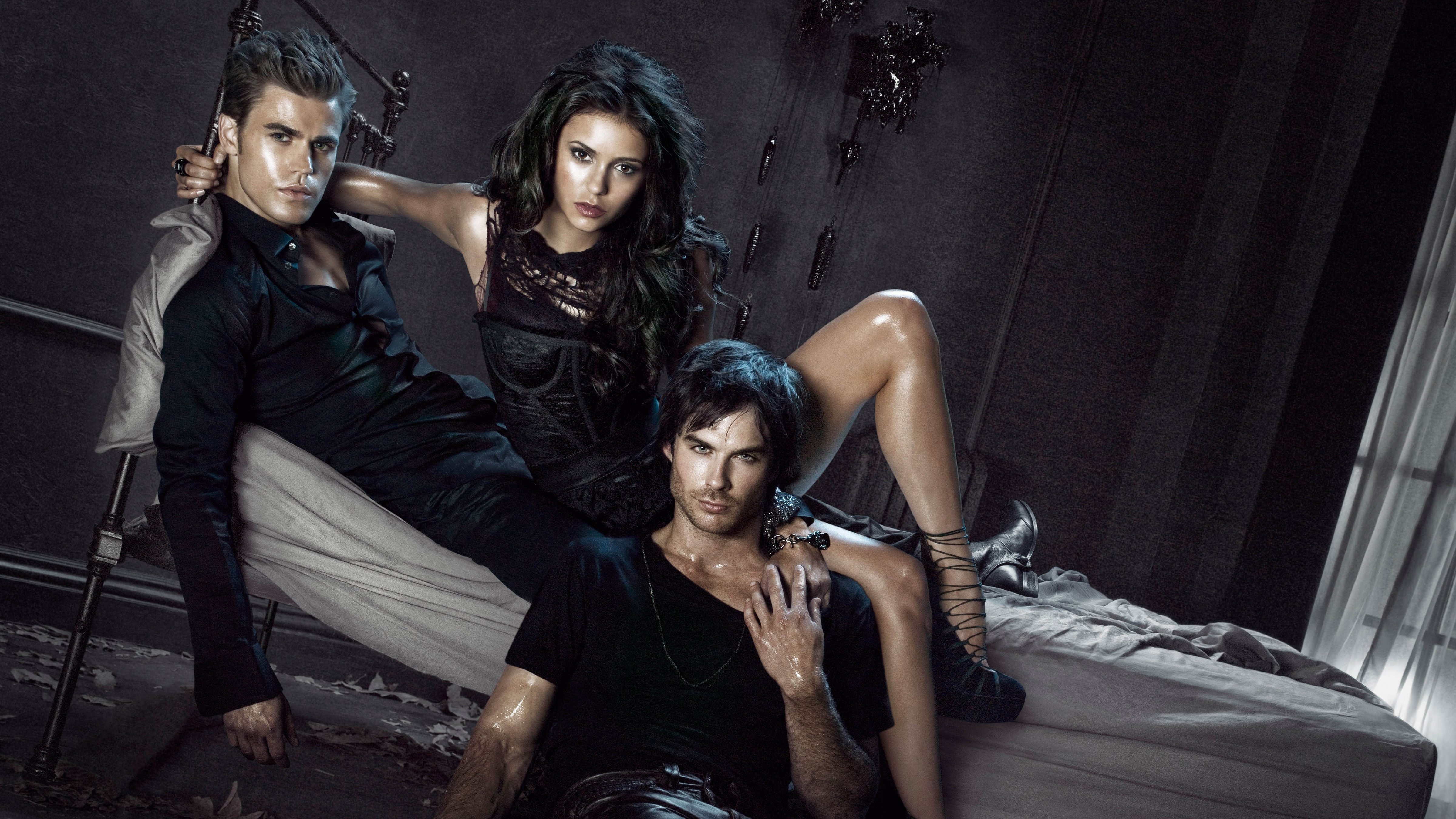 The Vampire Diaries 5k, HD Tv Shows, 4k Wallpapers, Images ...