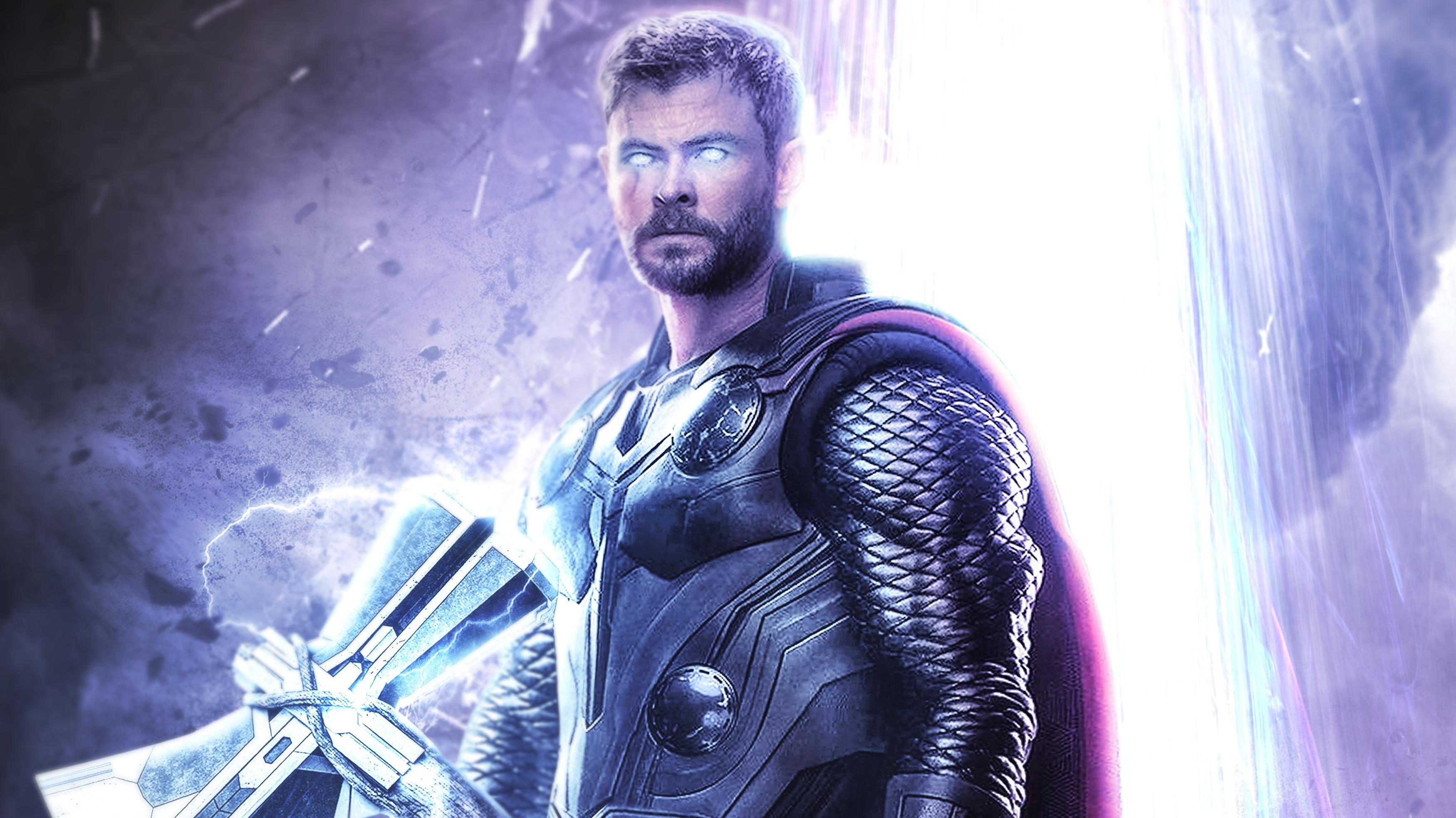 1280x2120 Thor Avengers Endgame IPhone 6+ HD 4k Wallpapers