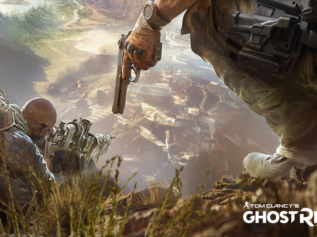 ghost recon wildlands crack