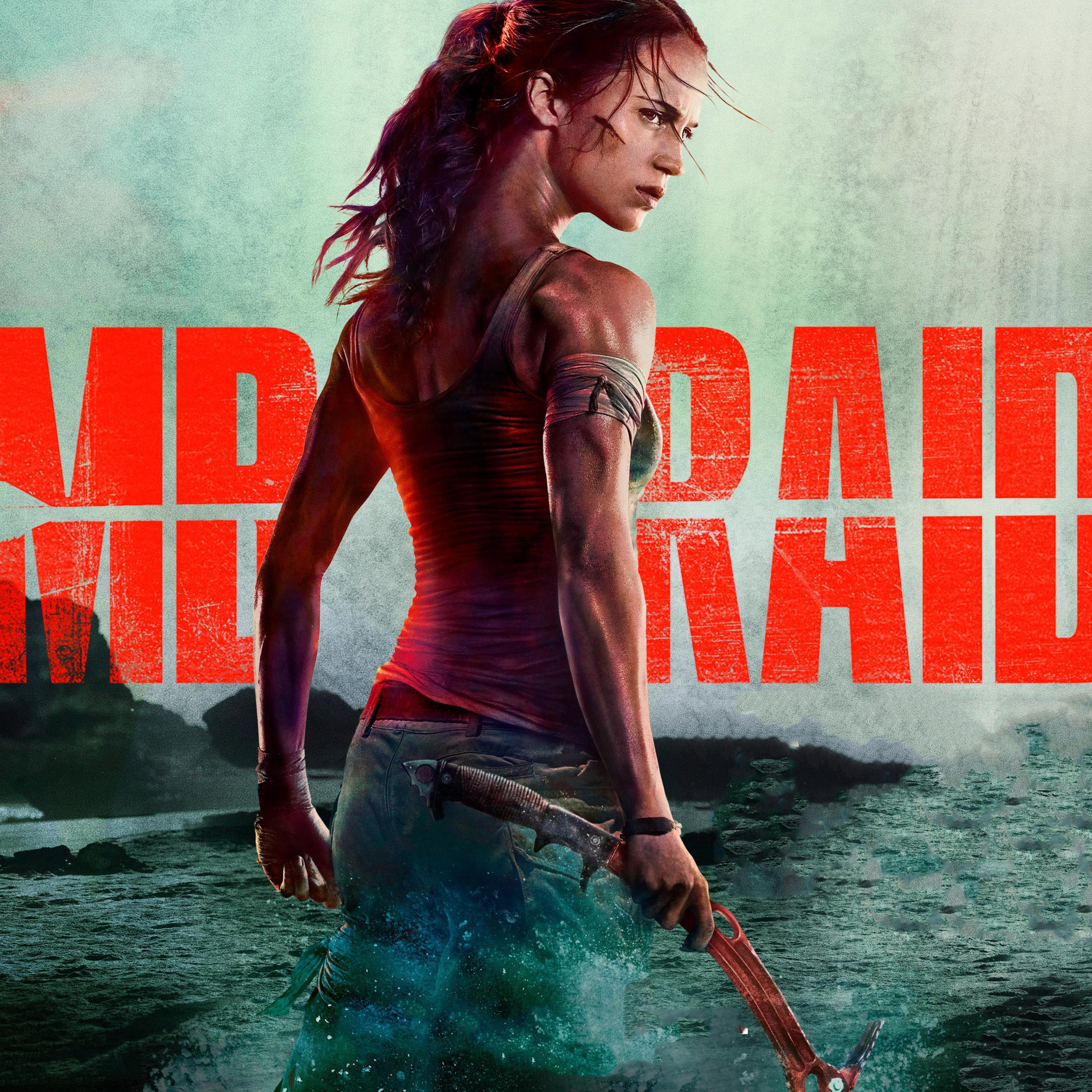 Tomb Rider Wallpaper: 2932x2932 Tomb Raider 2018 4k Ipad Pro Retina Display HD