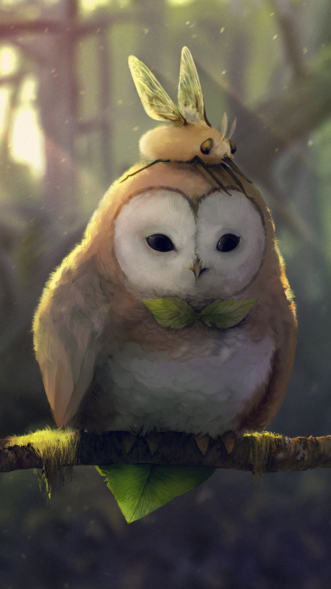 pokemon on iphone 1080x1920 tranquil owl iphone 7 6s 6 plus pixel xl one 2287