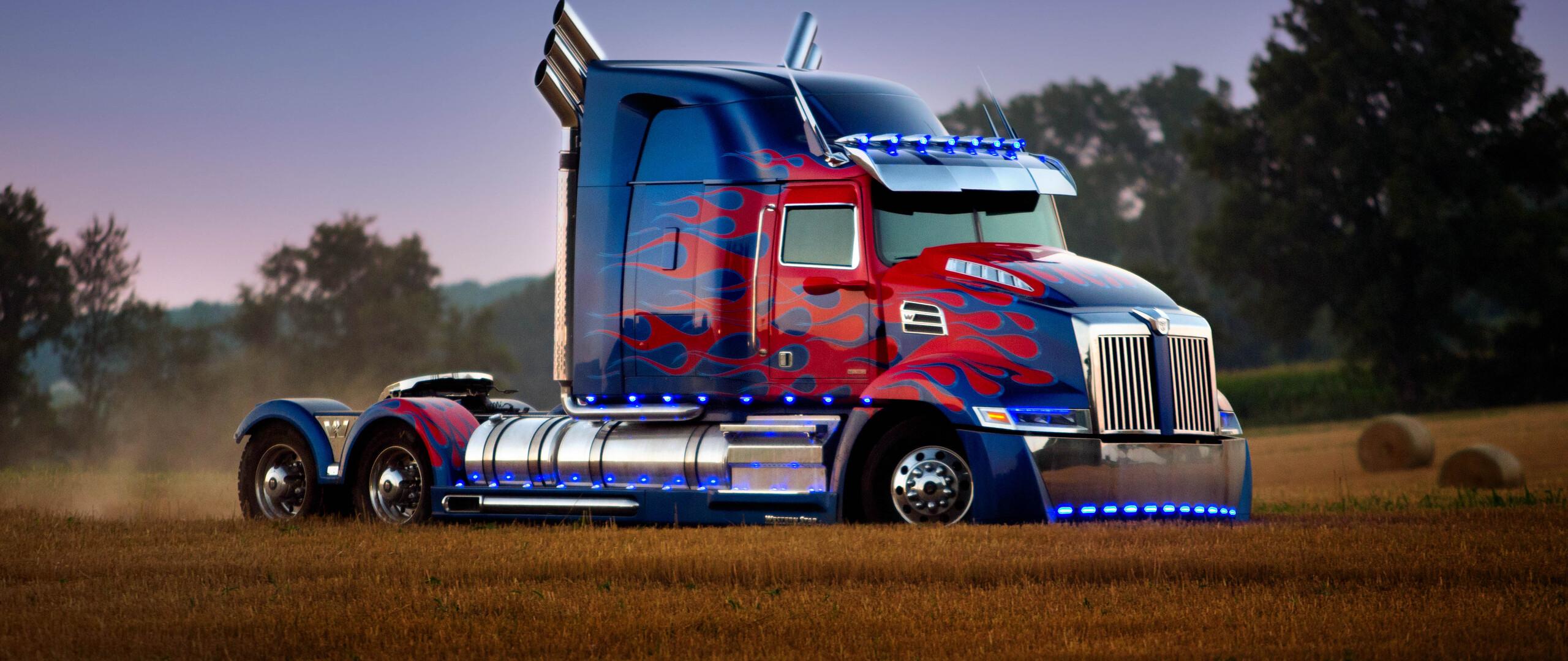 2560x1080 Transformers The Last Knight 5 Optimus Prime