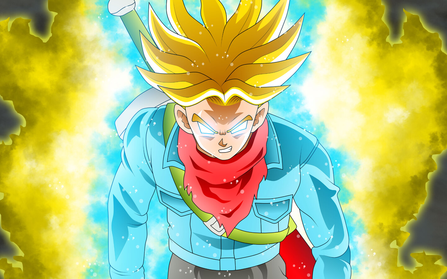 1440x900 Trunks Dragon Ball Super 1440x900 Resolution HD 4k Wallpapers, Images, Backgrounds ...