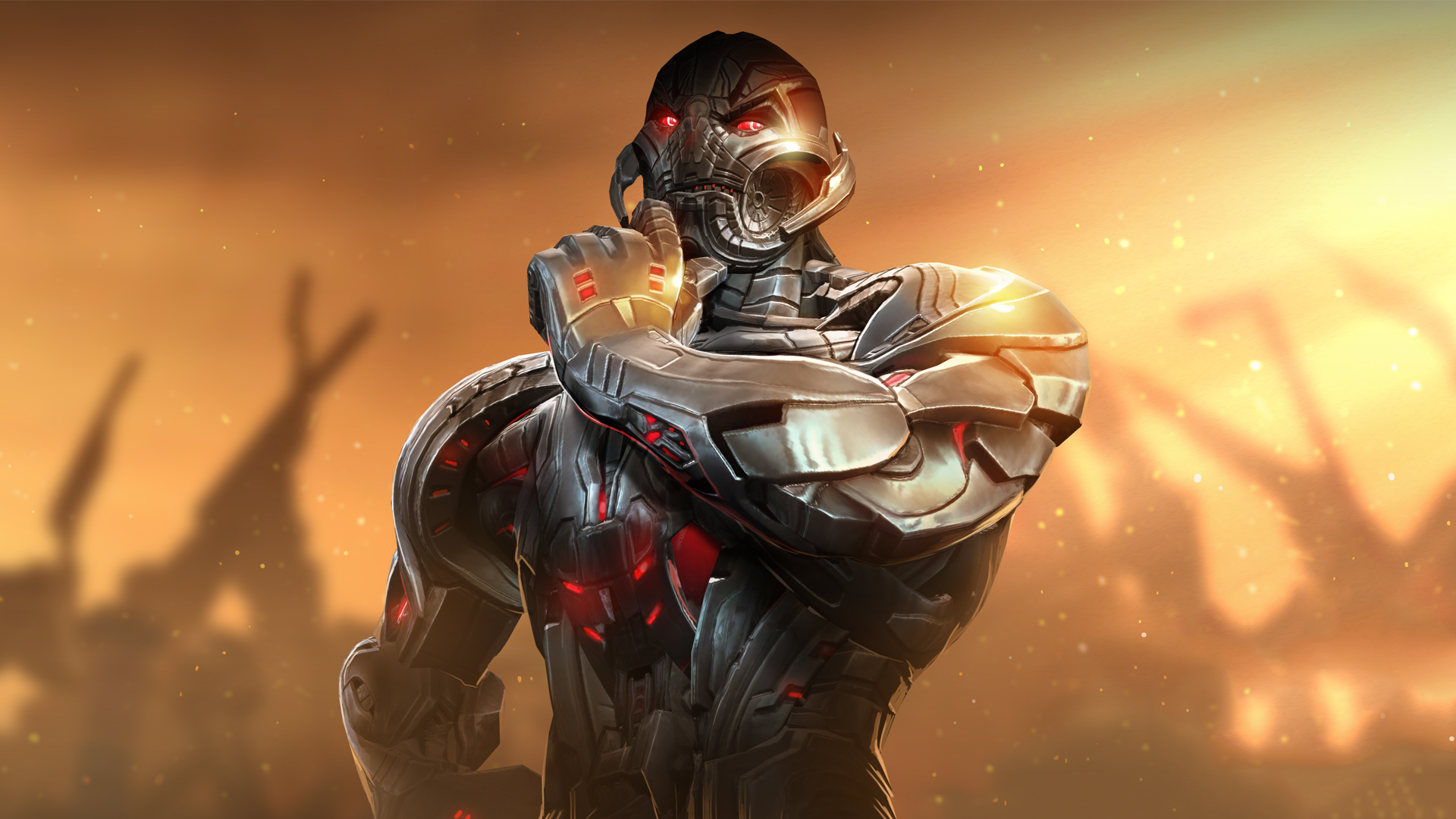Ultron Marvel Contest Of Champions, HD Games, 4k ...