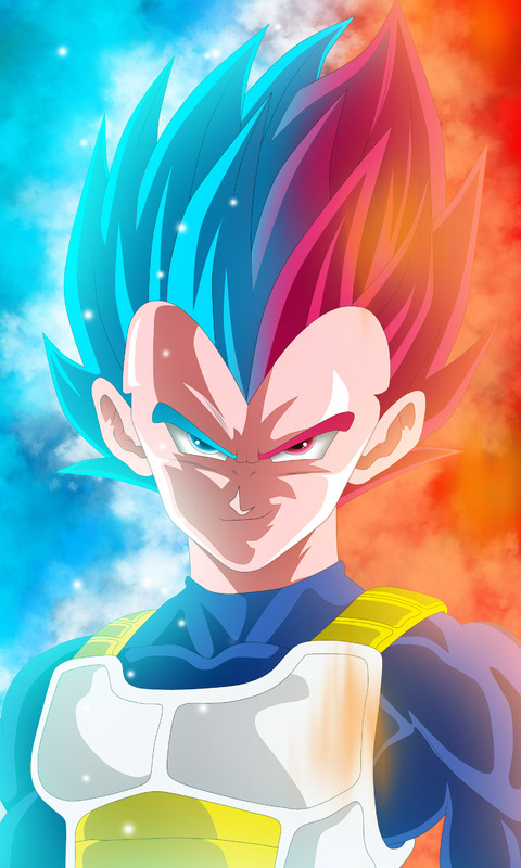 480x800 Vegeta Dragon Ball Super Galaxy Note,HTC Desire ...