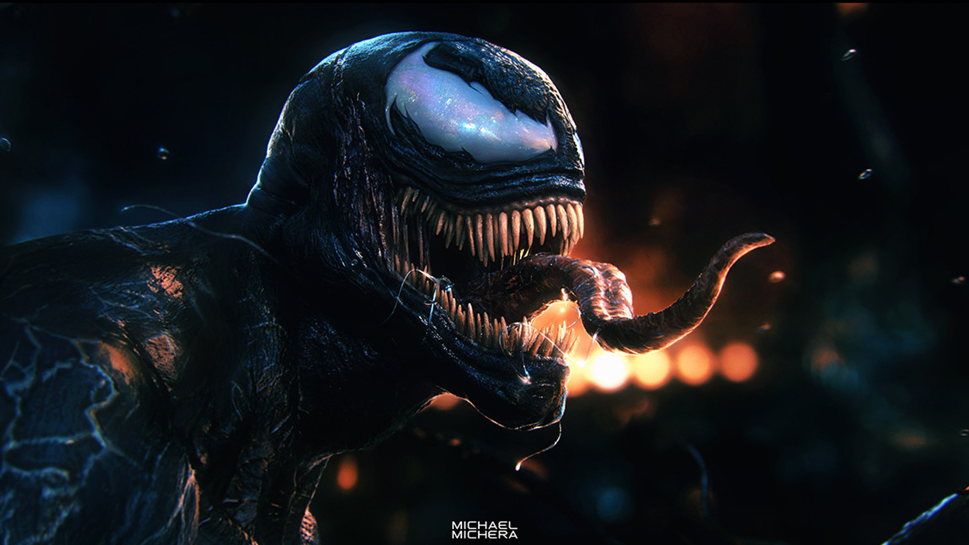 1920x1080 Venom Fan Digital Art Laptop Full HD 1080P HD 4k ...