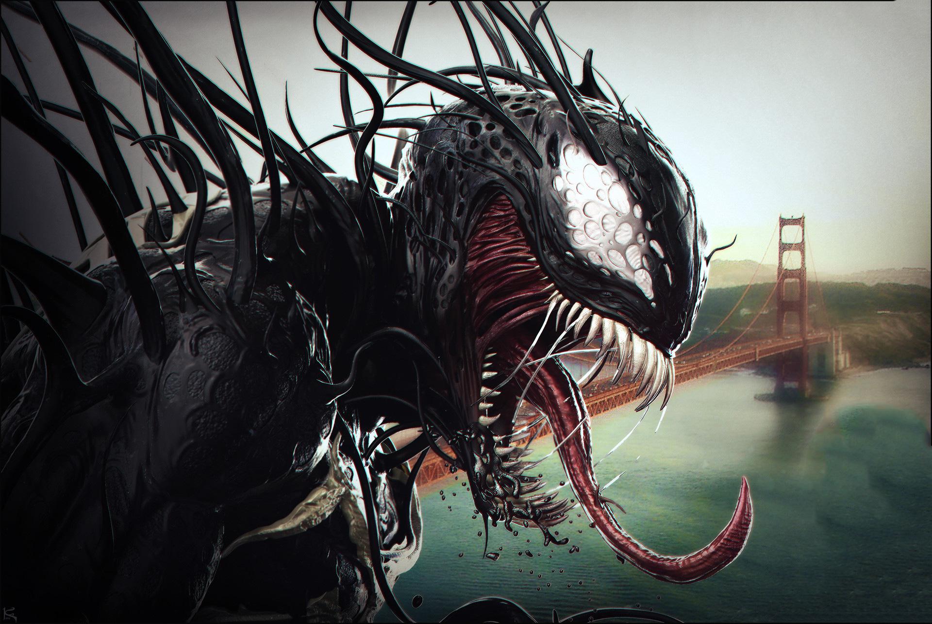 2160x3840 venom in the city sony xperia x xz z5 premium hd - Art wallpaper 2160x3840 ...