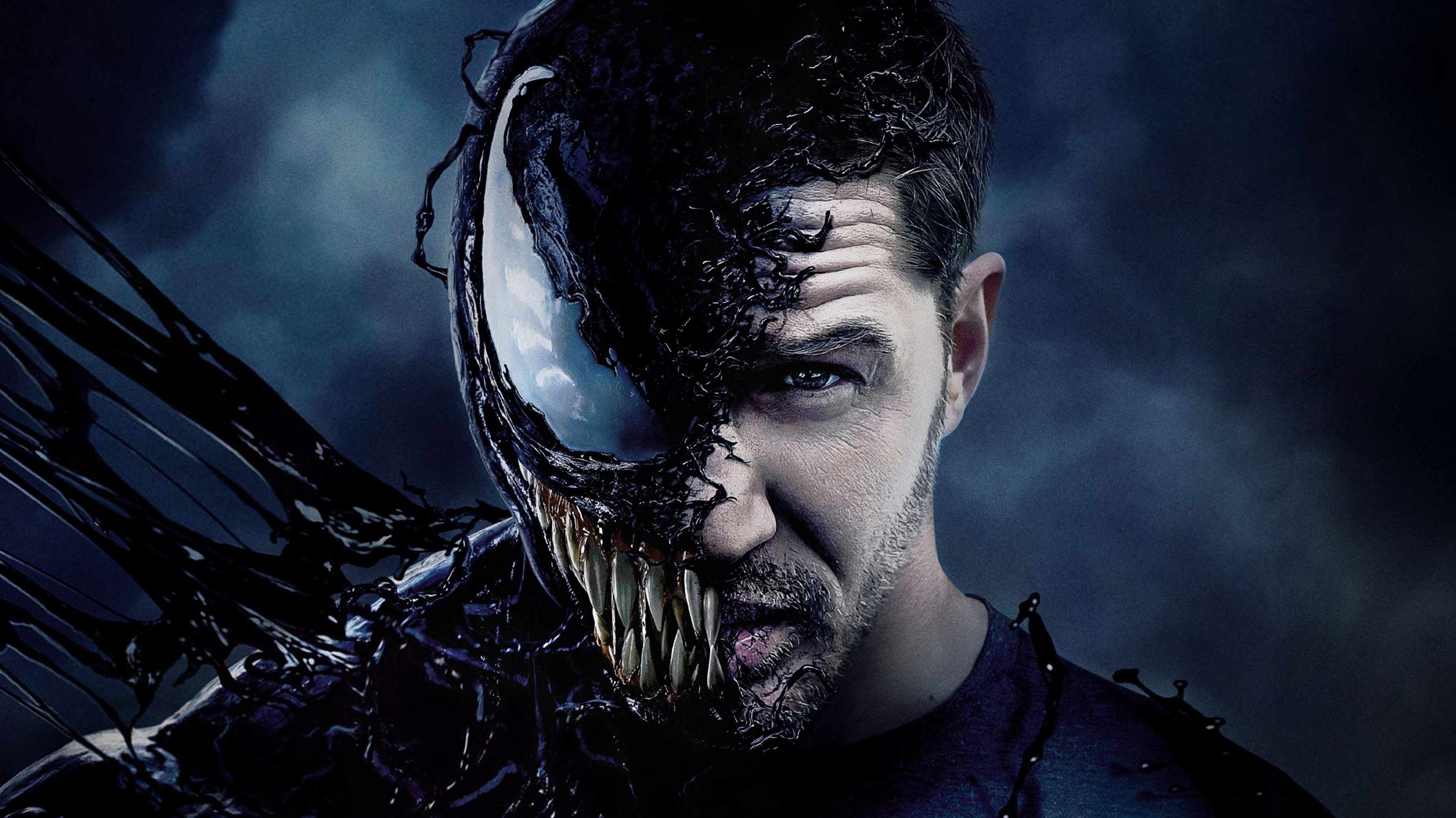 Venom Tom Hardy 4k, HD Movies, 4k Wallpapers, Images ...