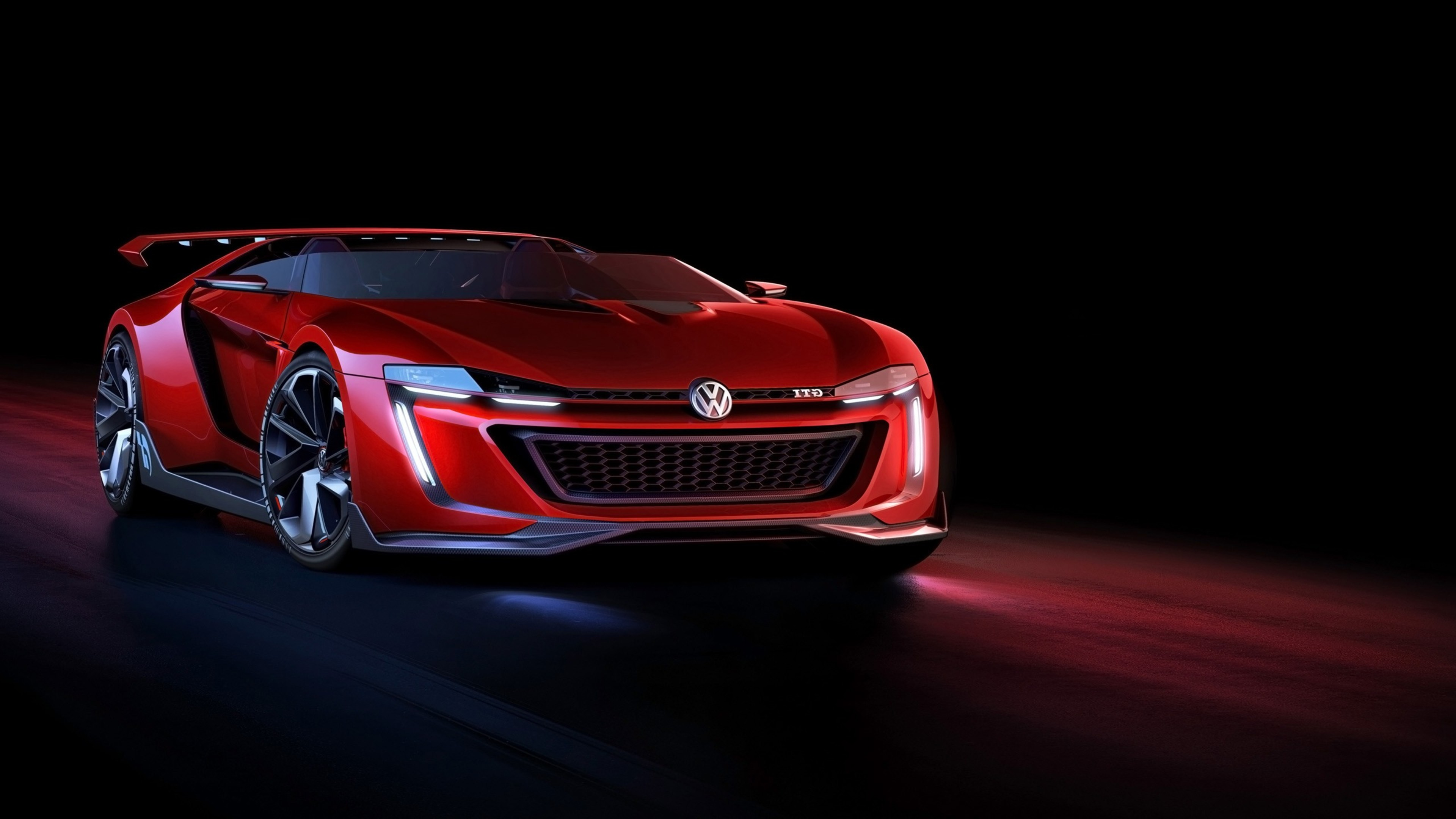 Volkswagen GTI Roadster, HD Cars, 4k Wallpapers, Images