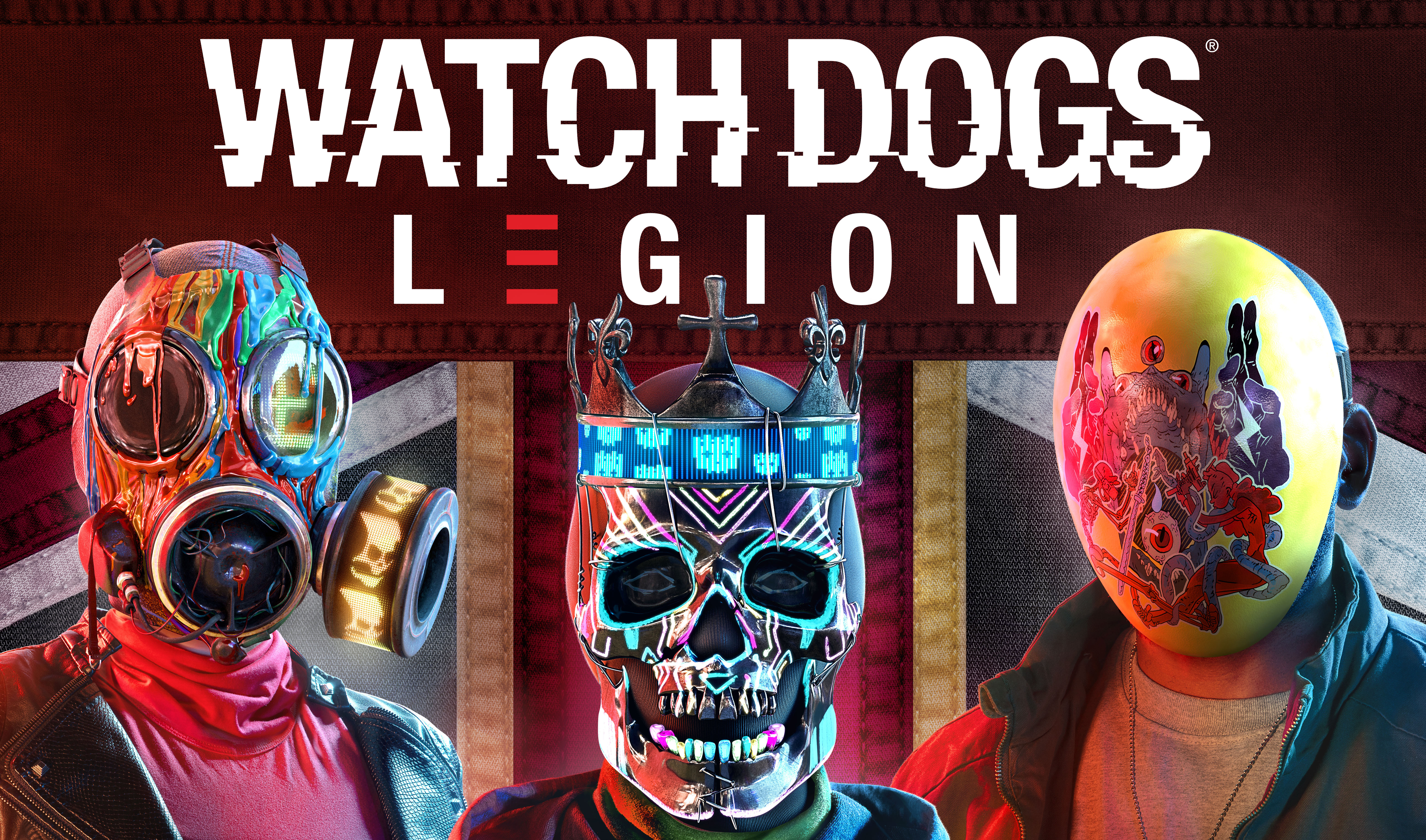 Watch Dogs Legion 2020 5k, HD Games, 4k Wallpapers, Images ...
