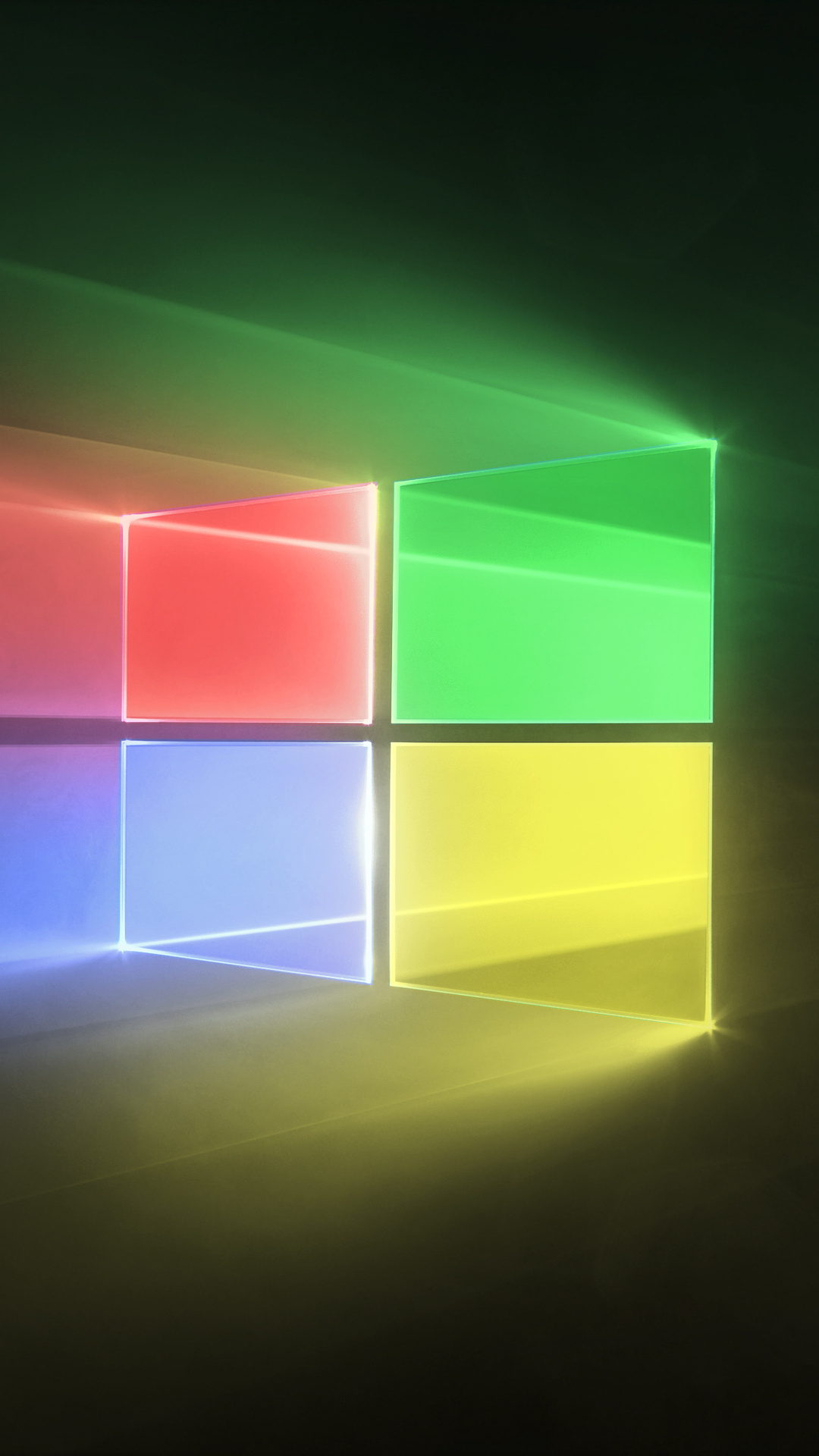 1080x1920 Windows 10 Abstract 4k Iphone 7,6s,6 Plus, Pixel ...