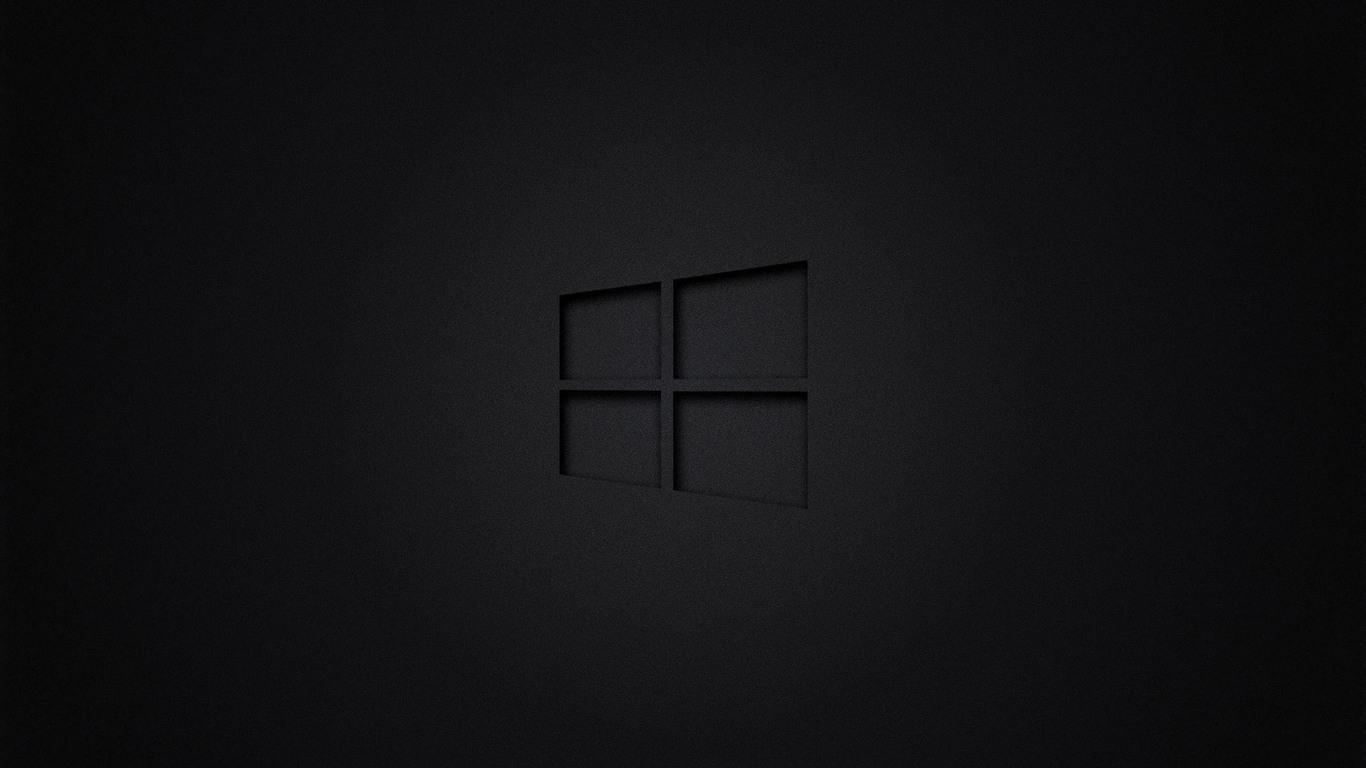 1366x768 Windows 10 Dark 1366x768 Resolution HD 4k