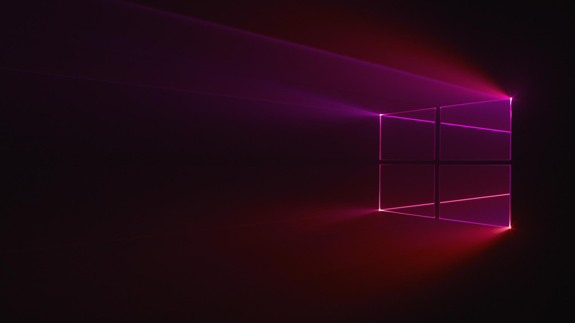 1920x1080 Windows 10 Glass Background Laptop Full HD 1080P ...