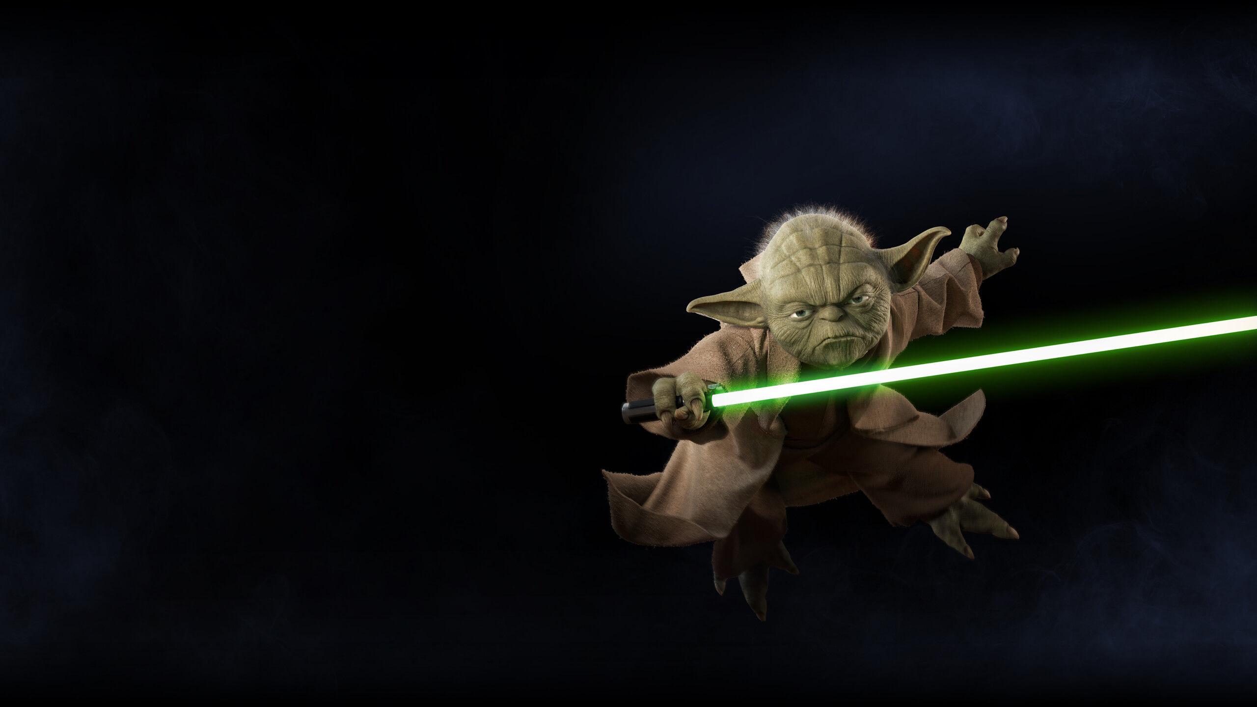 Yoda Star Wars Battlefront II, HD Games, 4k Wallpapers
