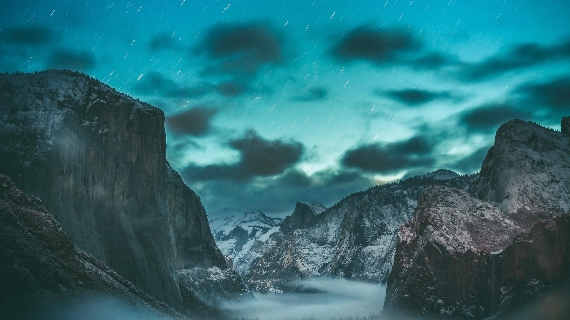 1920x1080 Yosemite Valley Landscape 4k Laptop Full HD ...
