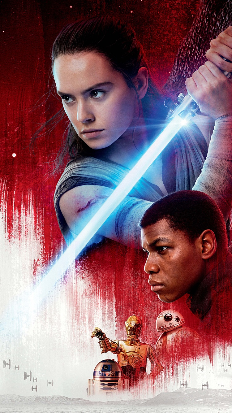 750x1334 10k star wars the last jedi iphone 6 iphone 6s - 10k wallpaper nature ...