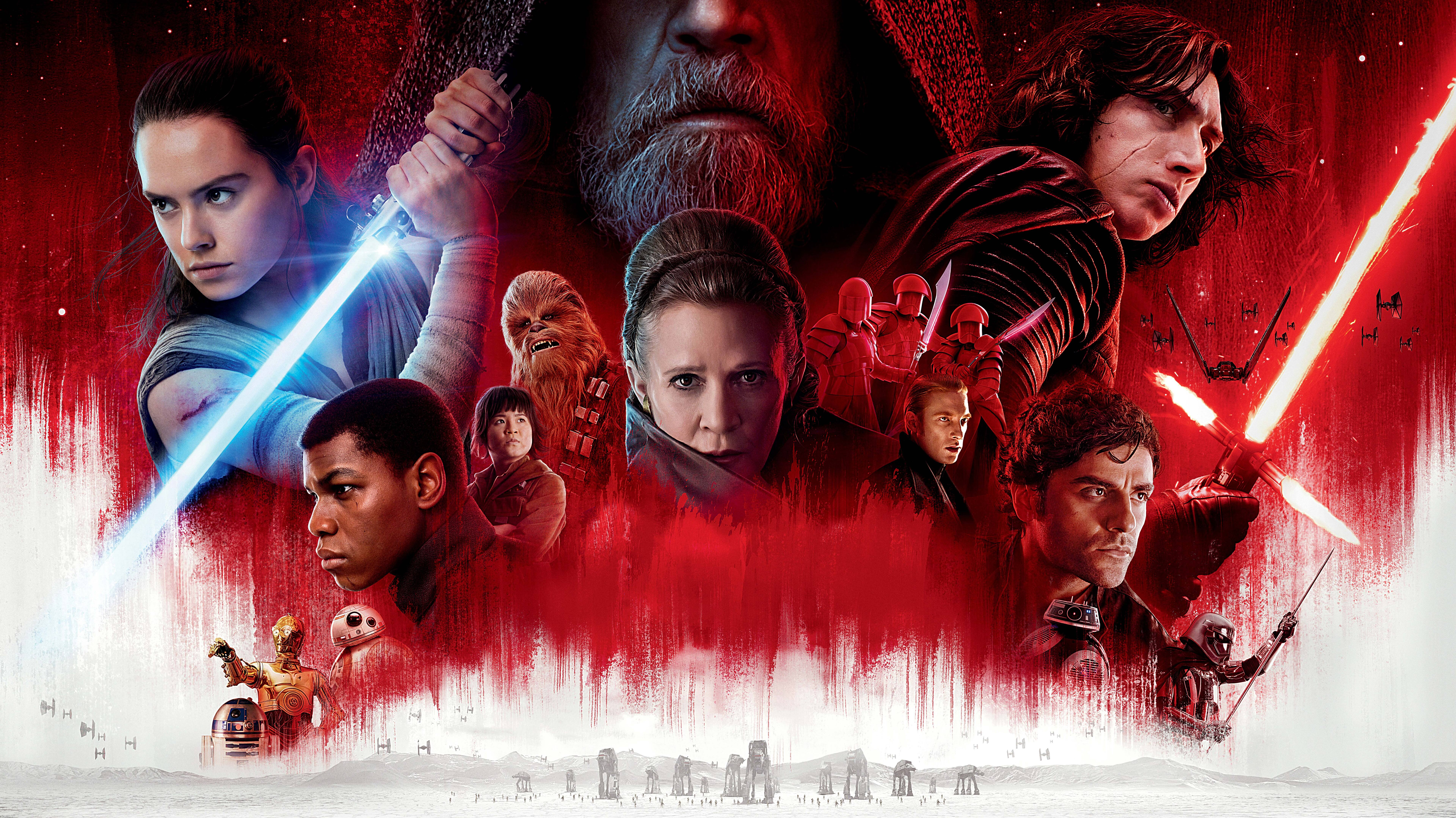 7680x4320 10k Star Wars The Last Jedi 8k Hd 4k Wallpapers Images Backgrounds Photos And Pictures