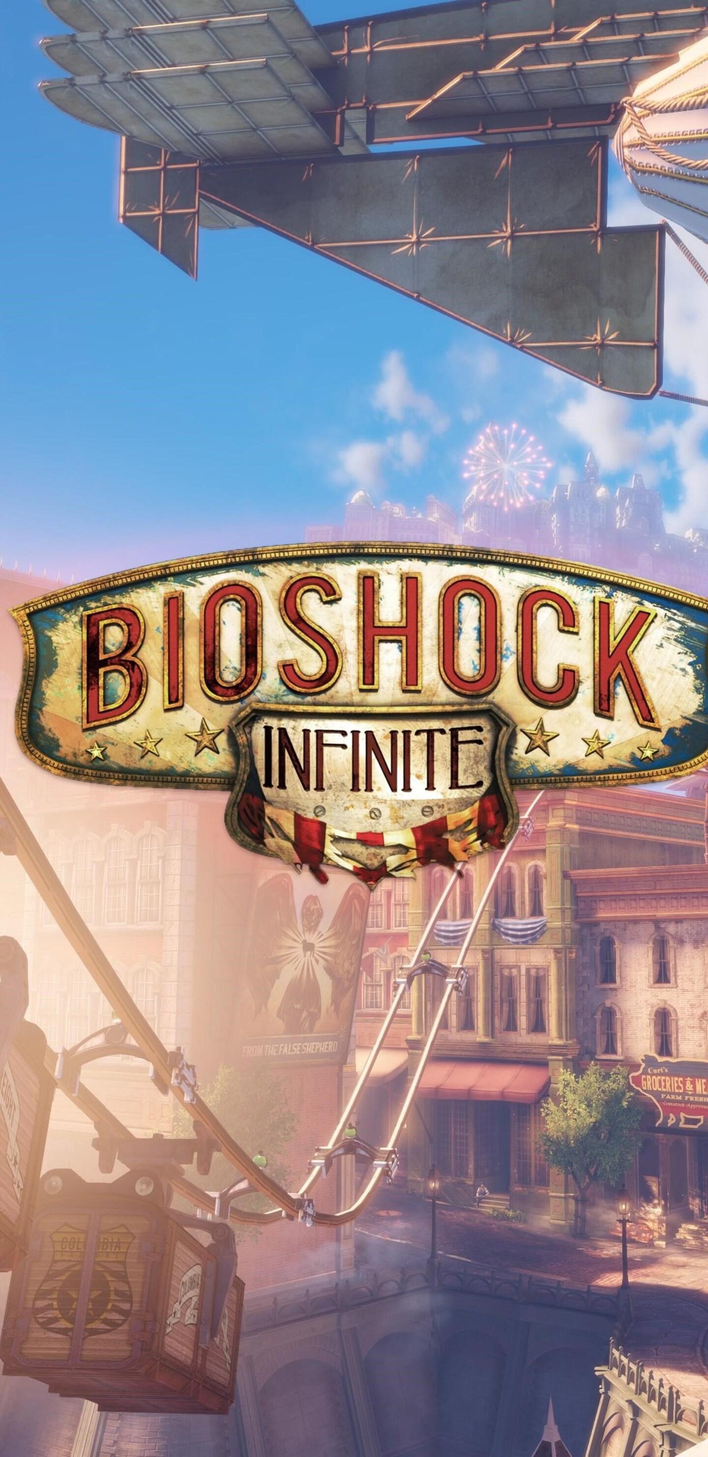 1440x2960 2016 Bioshock Infinite Samsung Galaxy S8S8 Note 8 QHD
