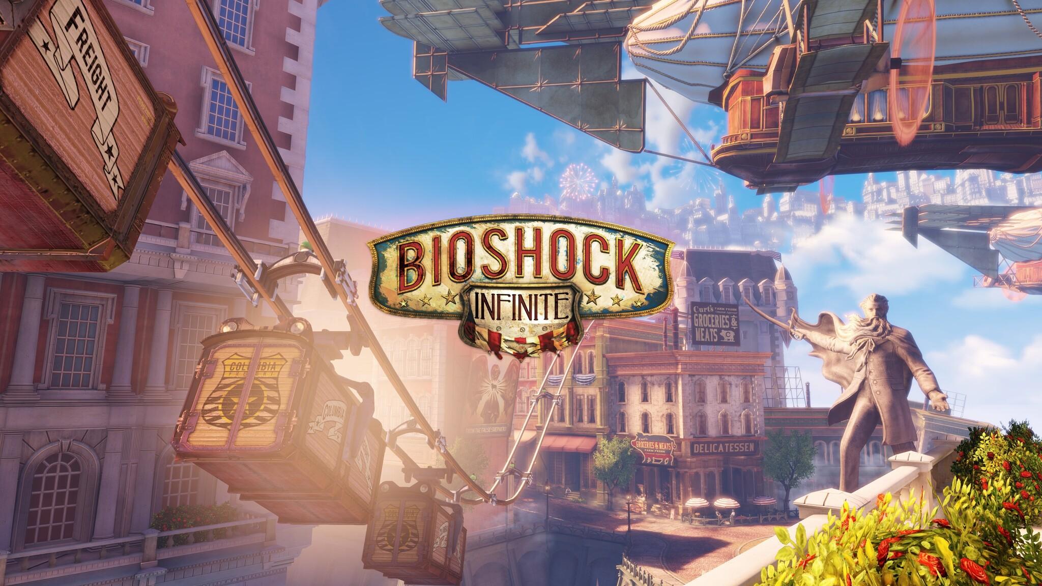 2048x1152 2016 Bioshock Infinite Resolution HD 4k