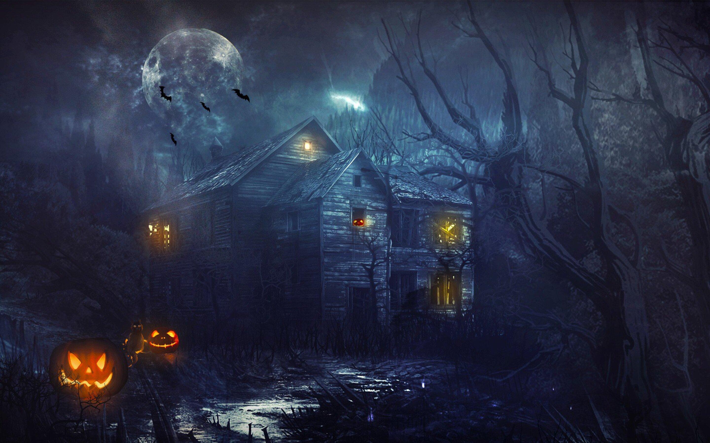 Download Wallpaper Halloween Macbook Pro - 2016-halloween-2880x1800  2018_207843.jpg