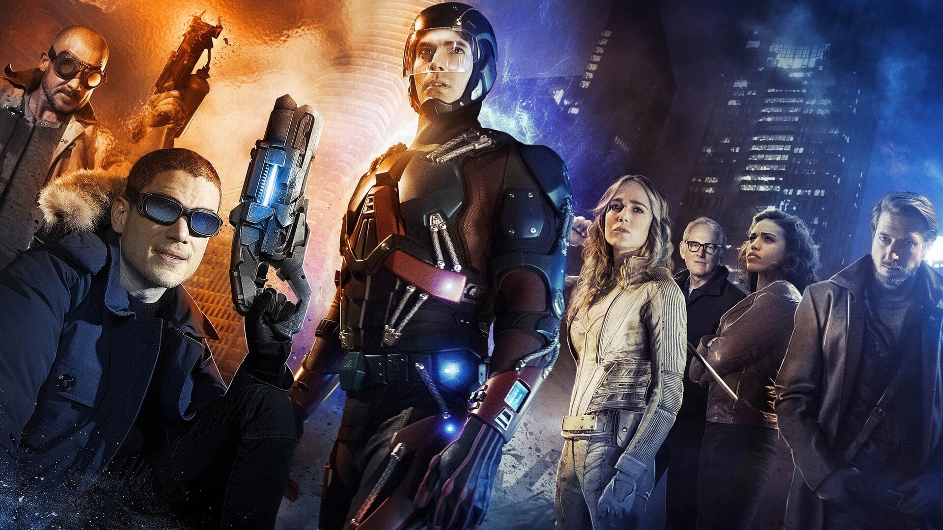 1920x1080 2016 Legends Of Tomorrow Tv Series Laptop Full