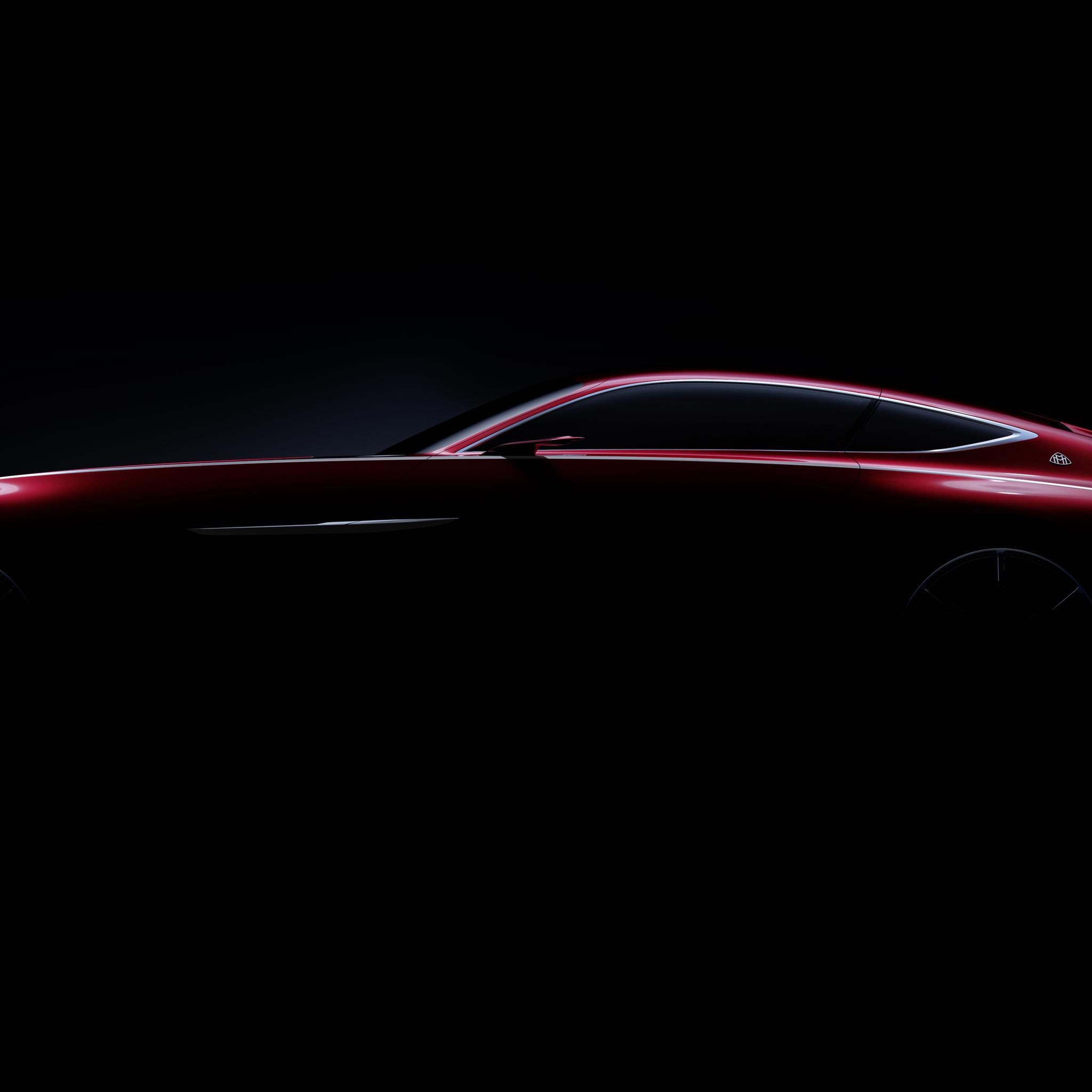 Maybach Car Wallpaper: 2048x2048 2016 Mercedes Maybach Ipad Air HD 4k Wallpapers