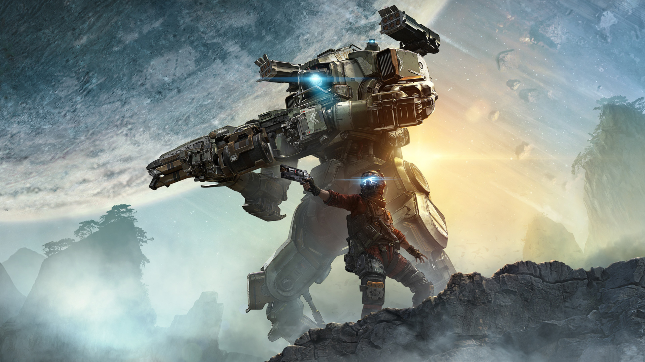 Download Titanfall 2 Colony Reborn Dlc 2017 HD 4k Wallpapers In ...