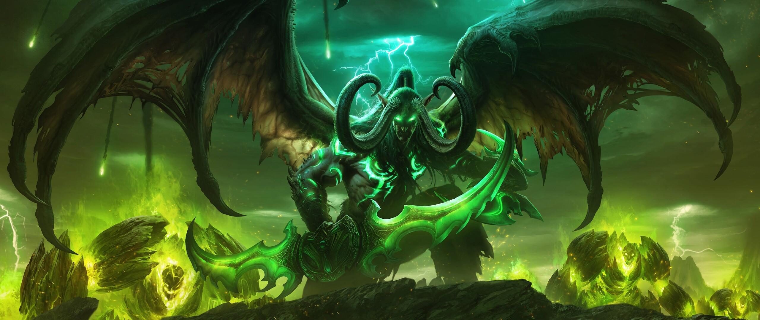 2560x1080 2016 World Of Warcraft Legion 2560x1080