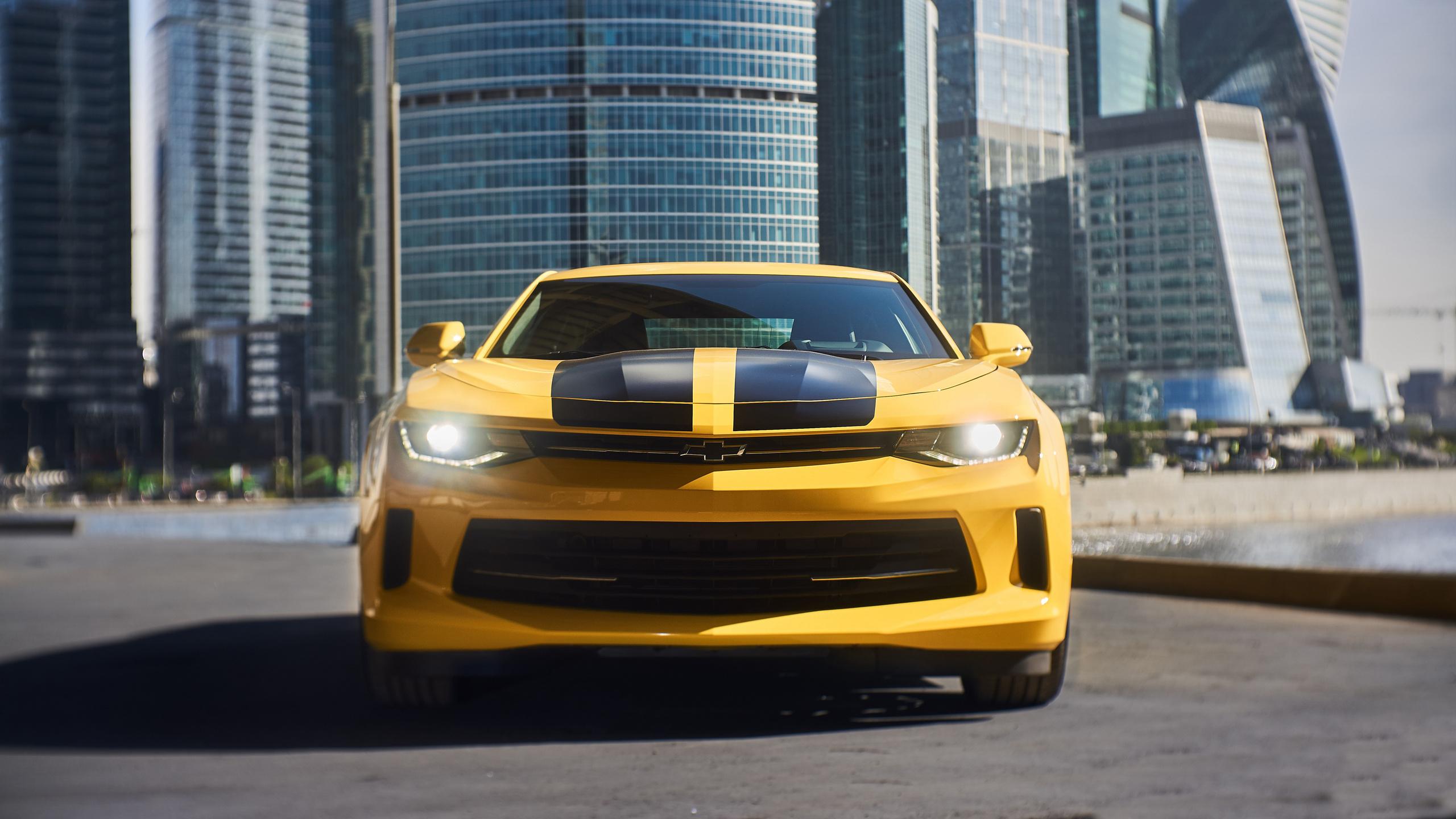 2560x1440 2017 Chevrolet Camaro Performance 1440p Resolution