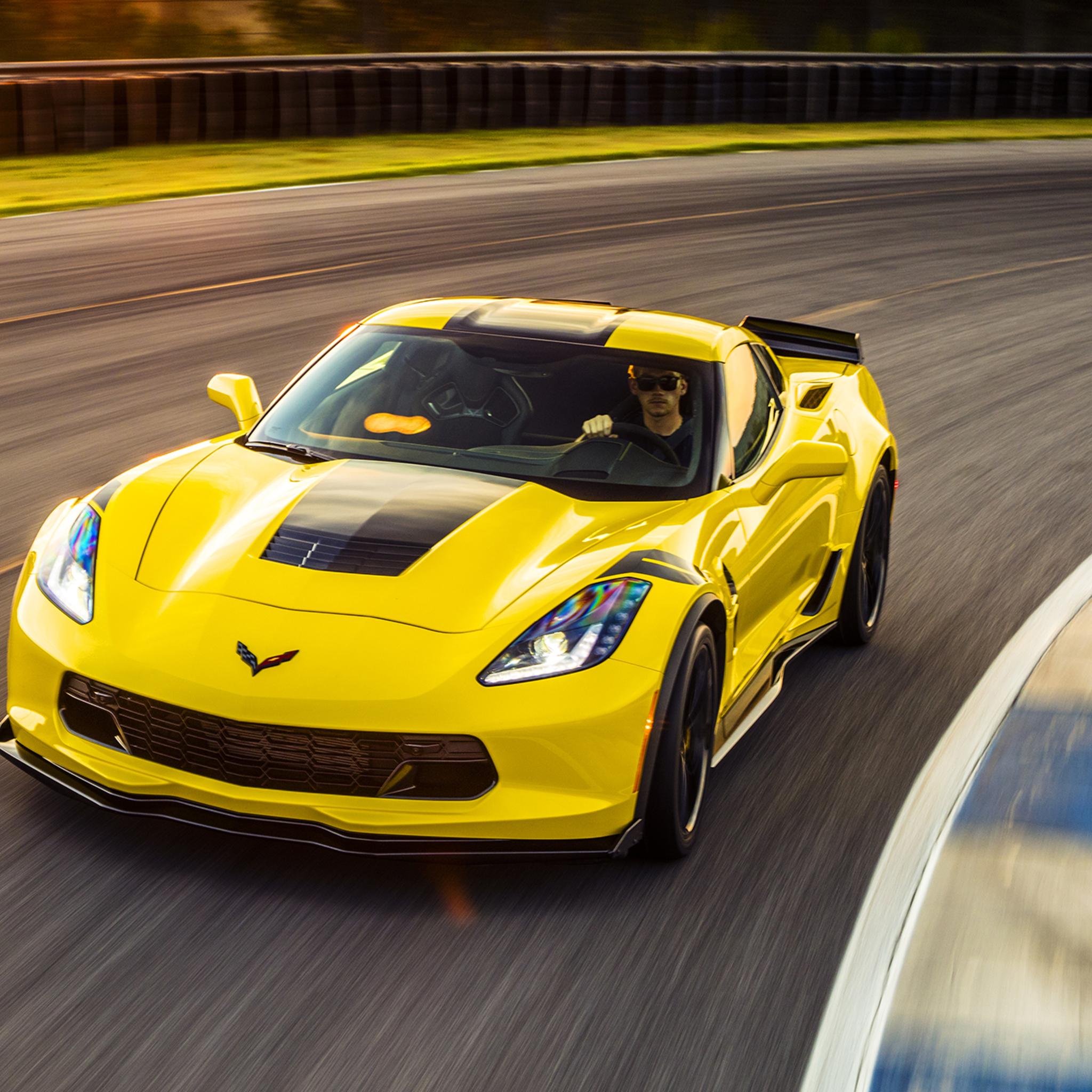 2048x2048 2017 Chevrolet Corvette Grand Sport Ipad Air HD