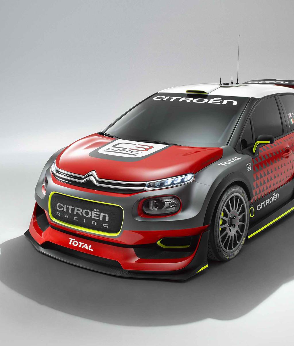 1024x1204 2017 Citroen C3 WRC Concept 1024x1204 Resolution