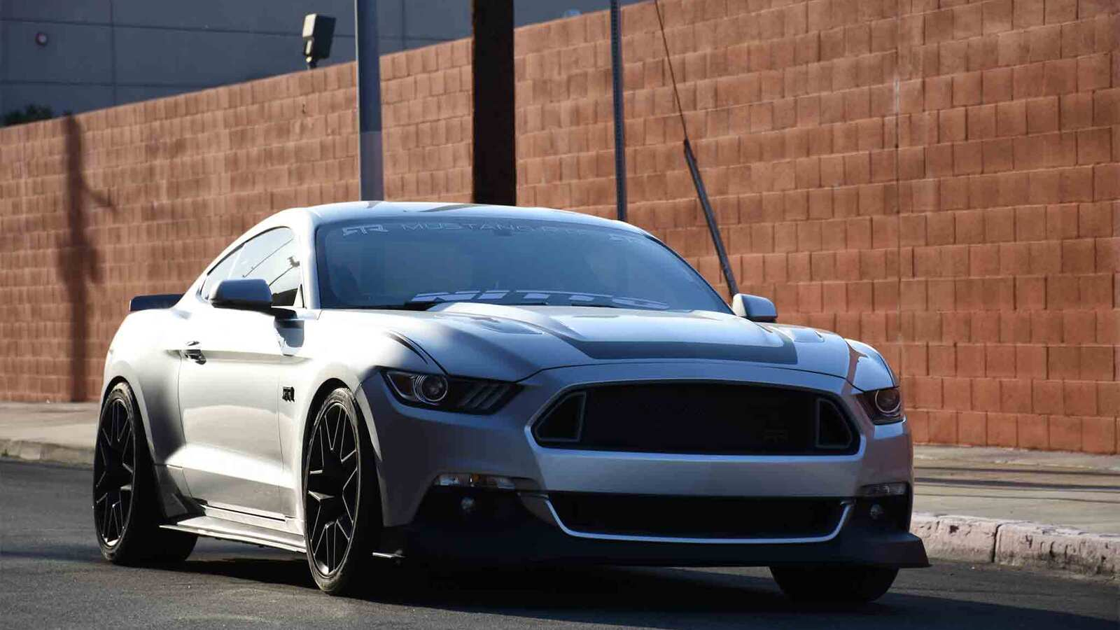 1600x900 2017 Ford Mustang Rtr 1600x900 Resolution Hd 4k