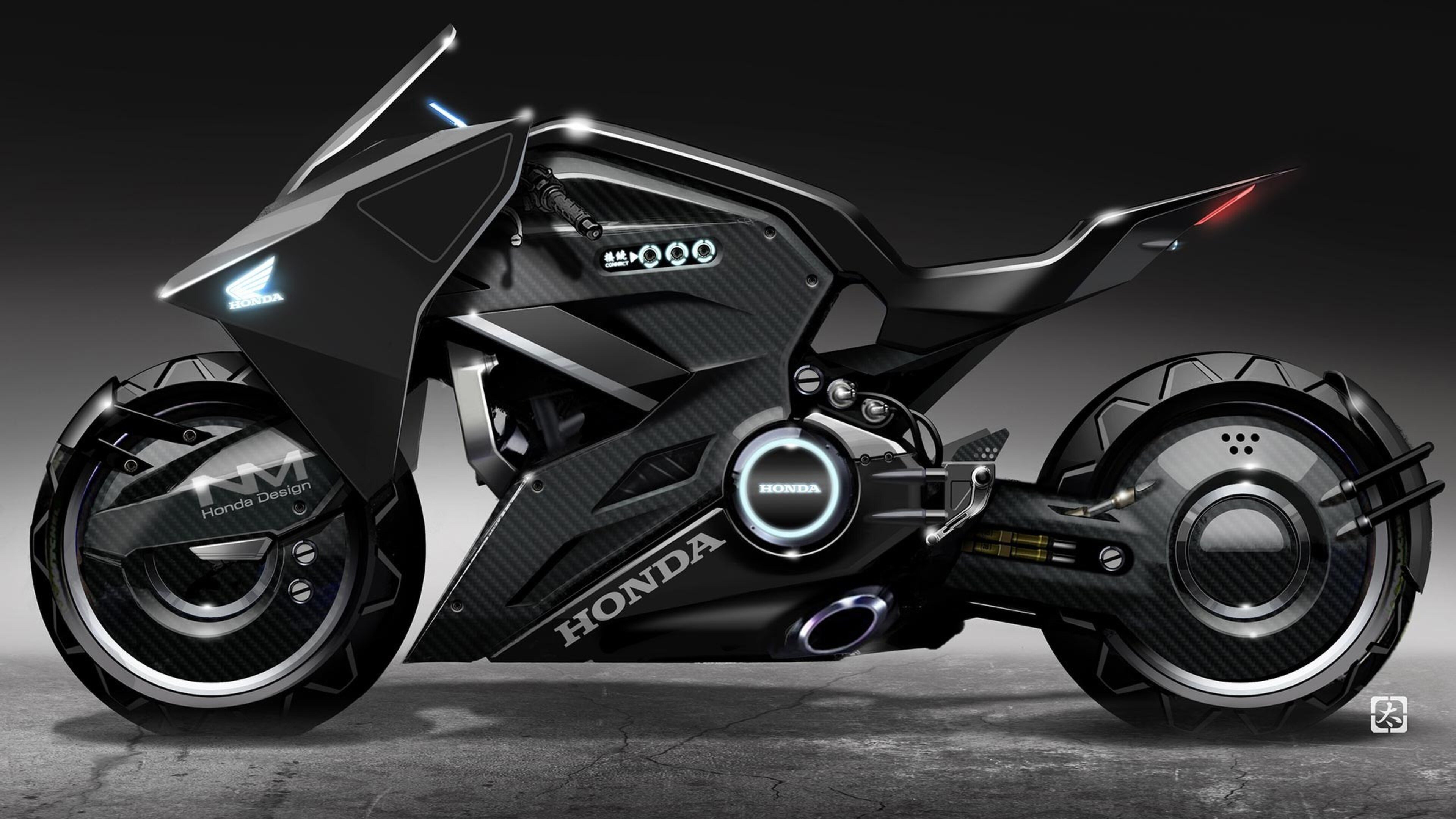мотоцикл концепт без регистрации