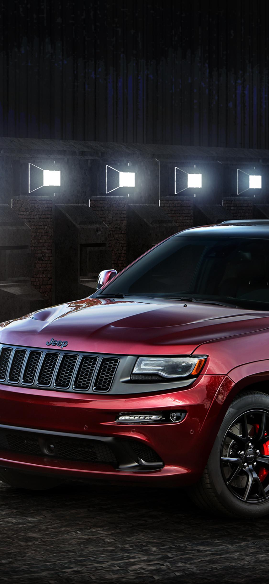 1125x2436 2017 Jeep Grand Cherokee Iphone Xs Iphone 10