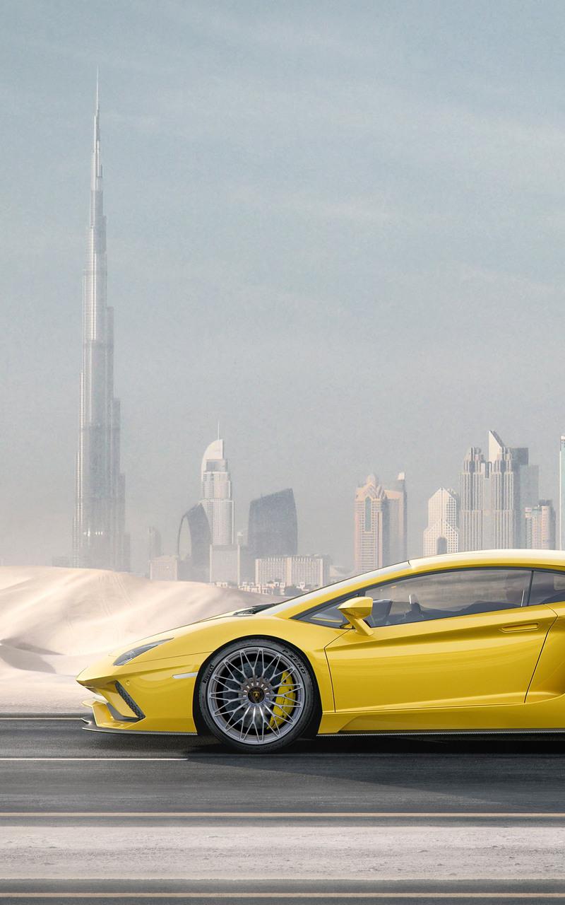2017 Lamborghini Aventador S 5k Img