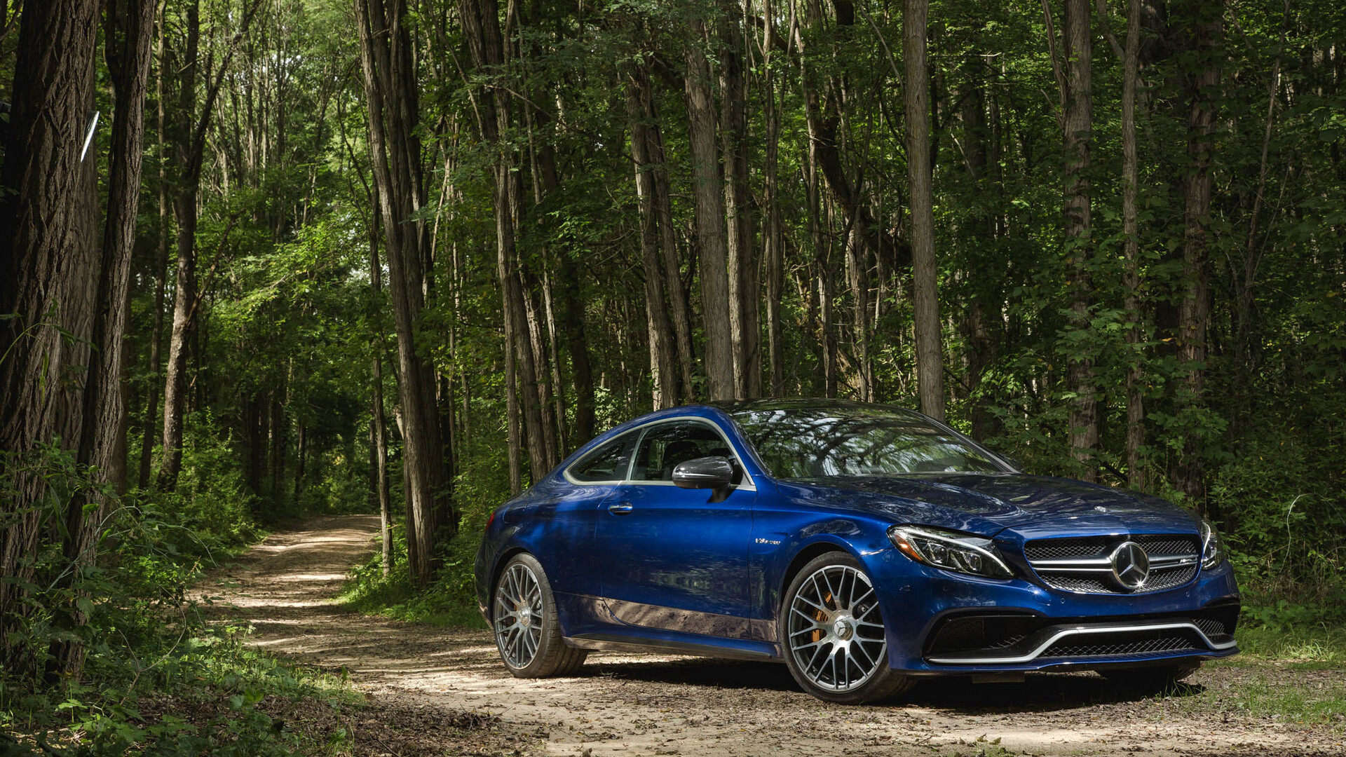 1920x1080 2017 Mercedes AMG C63 S Coupe Laptop Full HD ...
