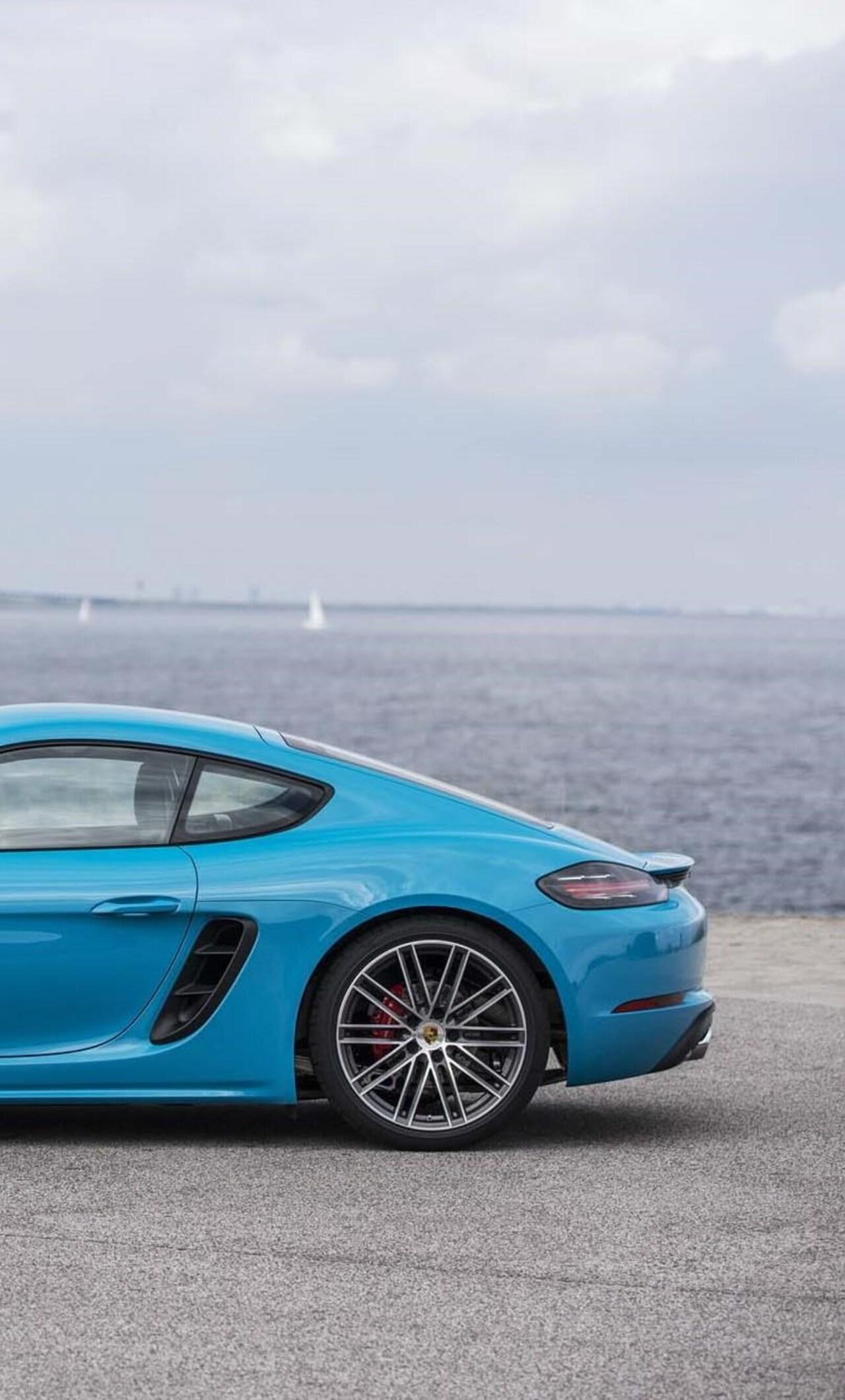 1280x2120 2017 Porsche 718 Cayman S Iphone 6 Hd 4k Wallpapers