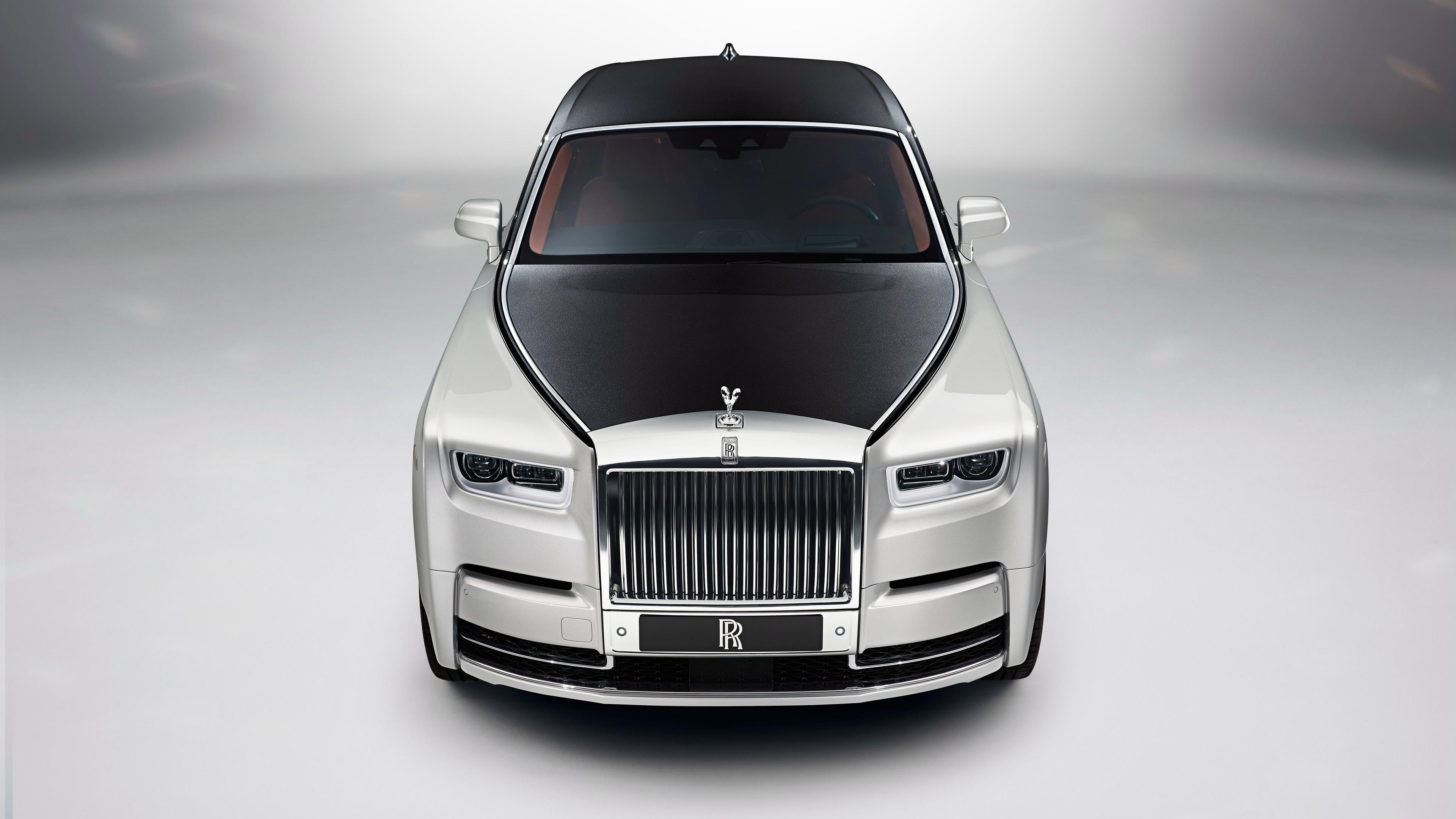 3840x2160 2017 Rolls Royce Phantom 4k HD 4k Wallpapers ...