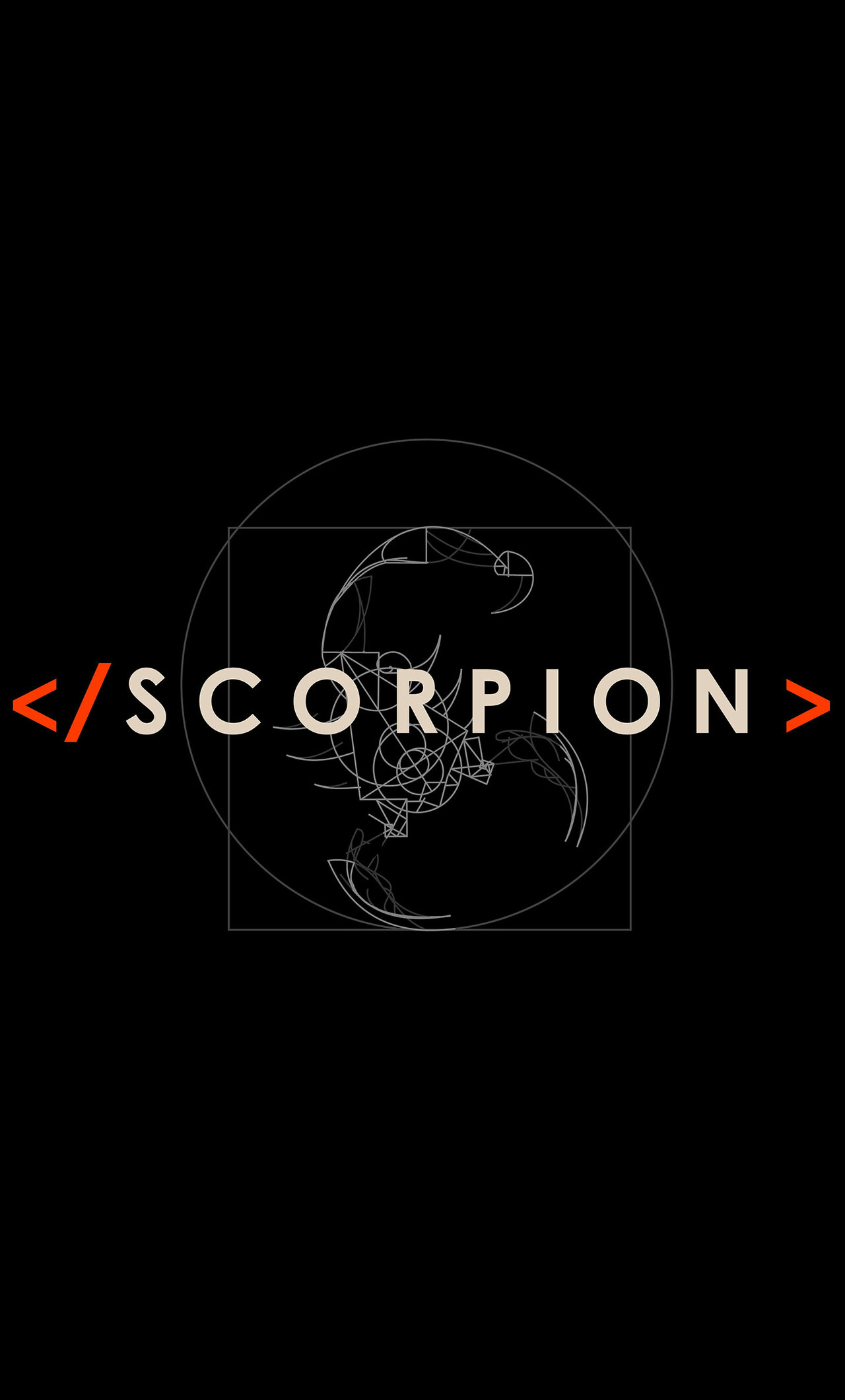 2017 Scorpion Tv Show Logo Do