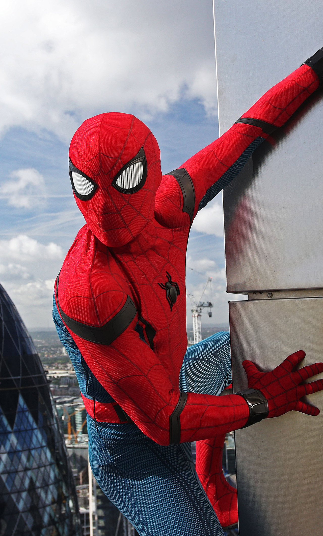 1280x2120 2017 Spiderman Homecoming Hd iPhone 6+ HD 4k Wallpapers, Images, Backgrounds, Photos
