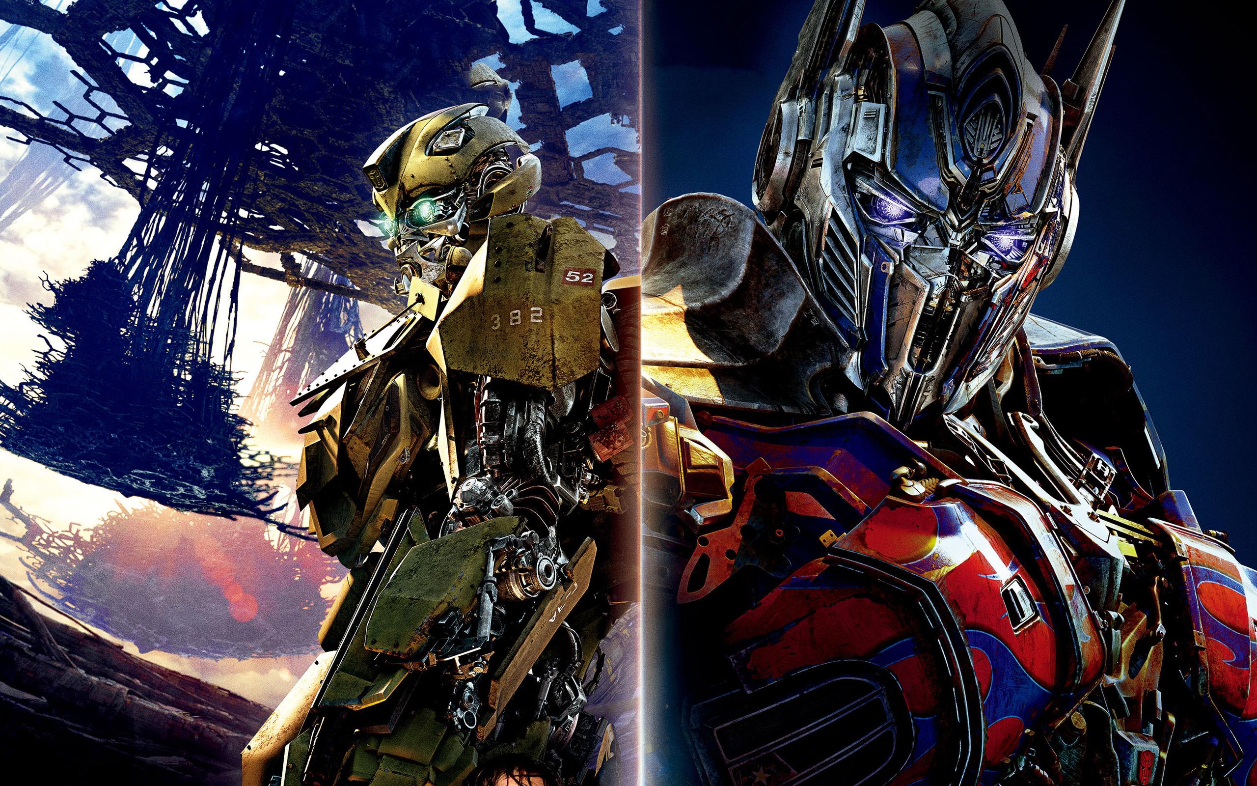 Transformers 5 corsaro nero