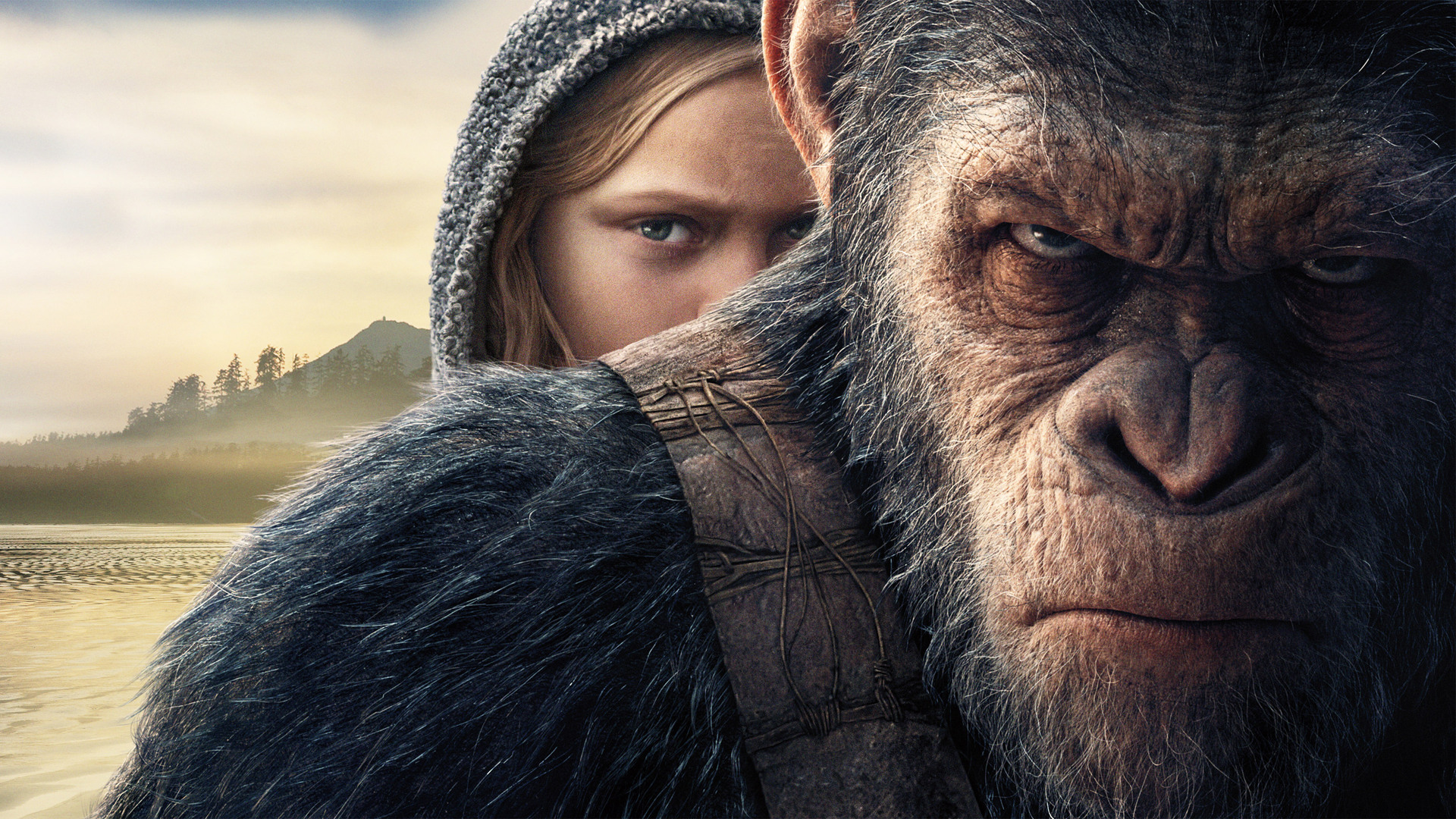 1920x1080 2017 War For The Planet Of The Apes Laptop Full Hd 1080p