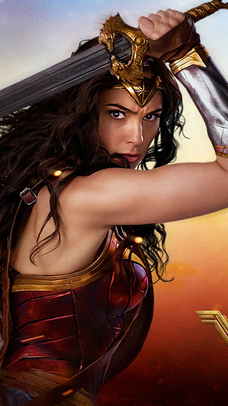 2017 Wonder Woman Hd To