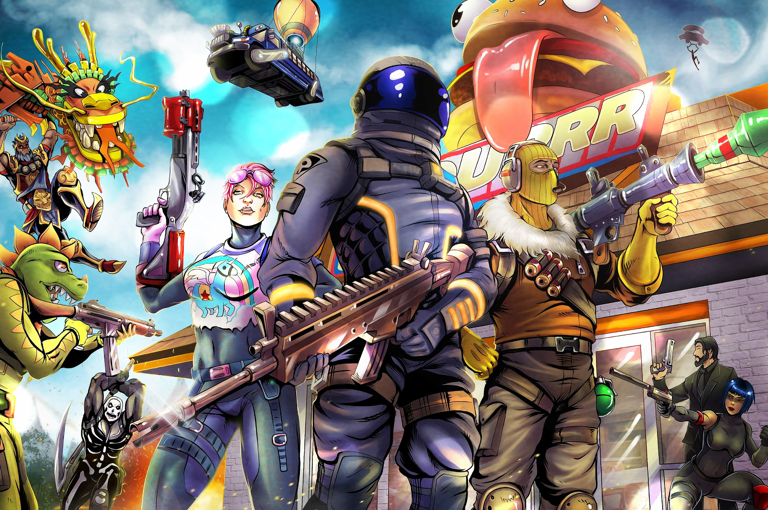 Wallpaper For Chromebook Fortnite | Fortnite Cheats V Bucks Ps4