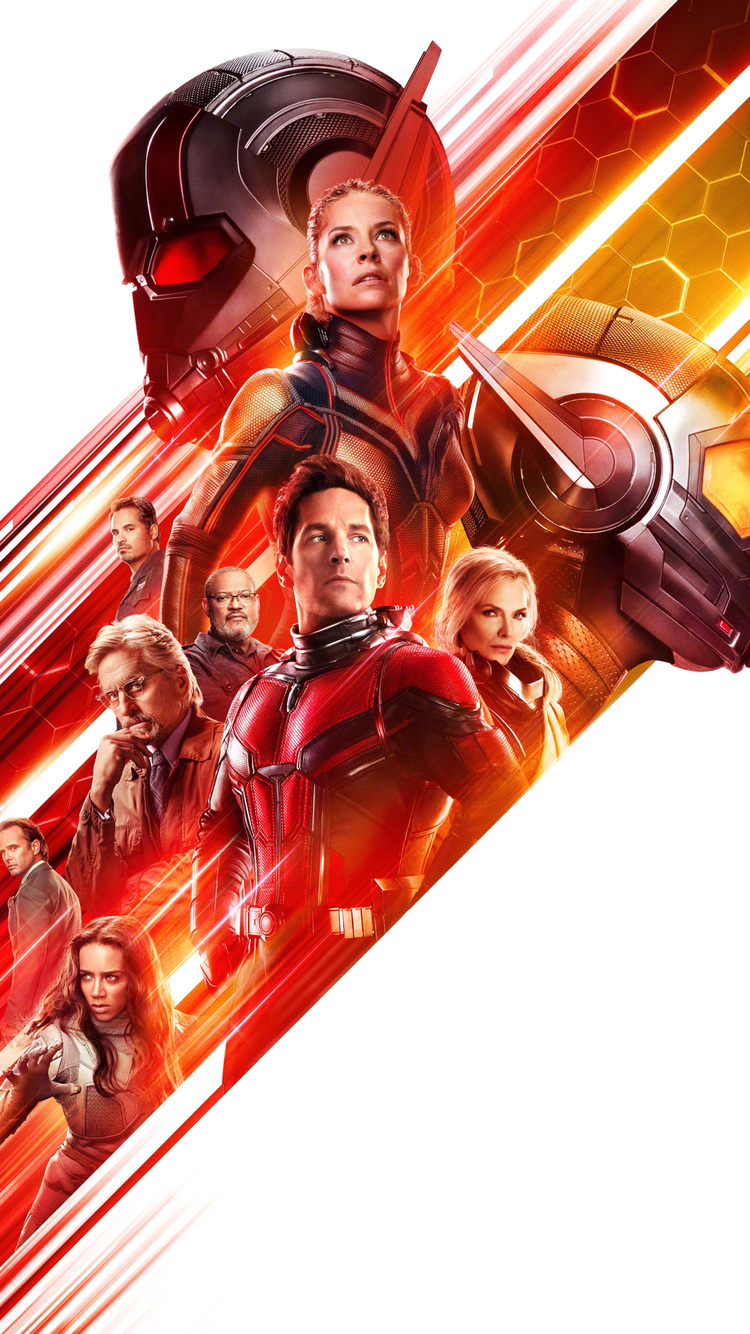 2018 Ant Man And The Wasp Movie Om